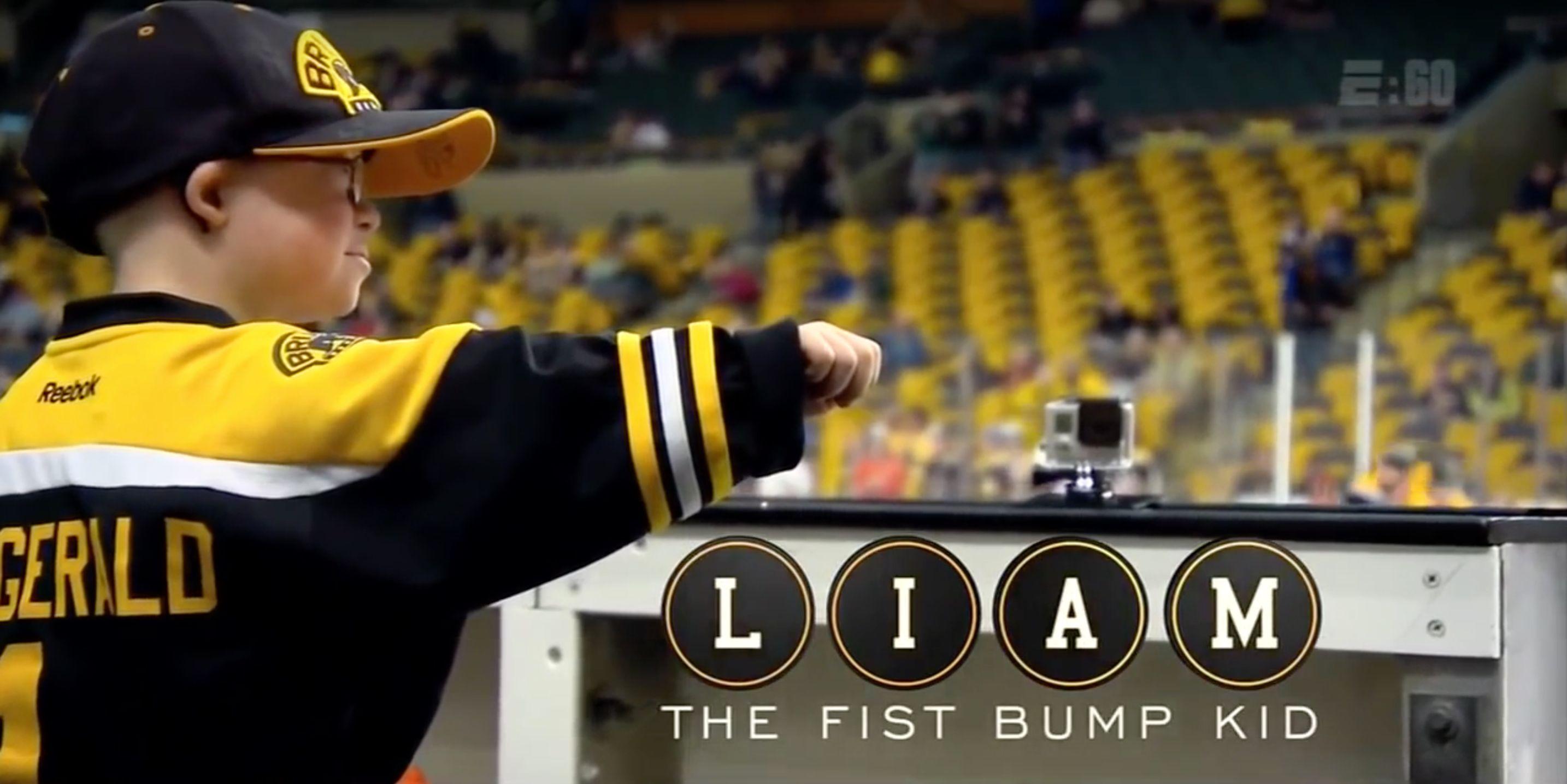 The Fist Bump Kid