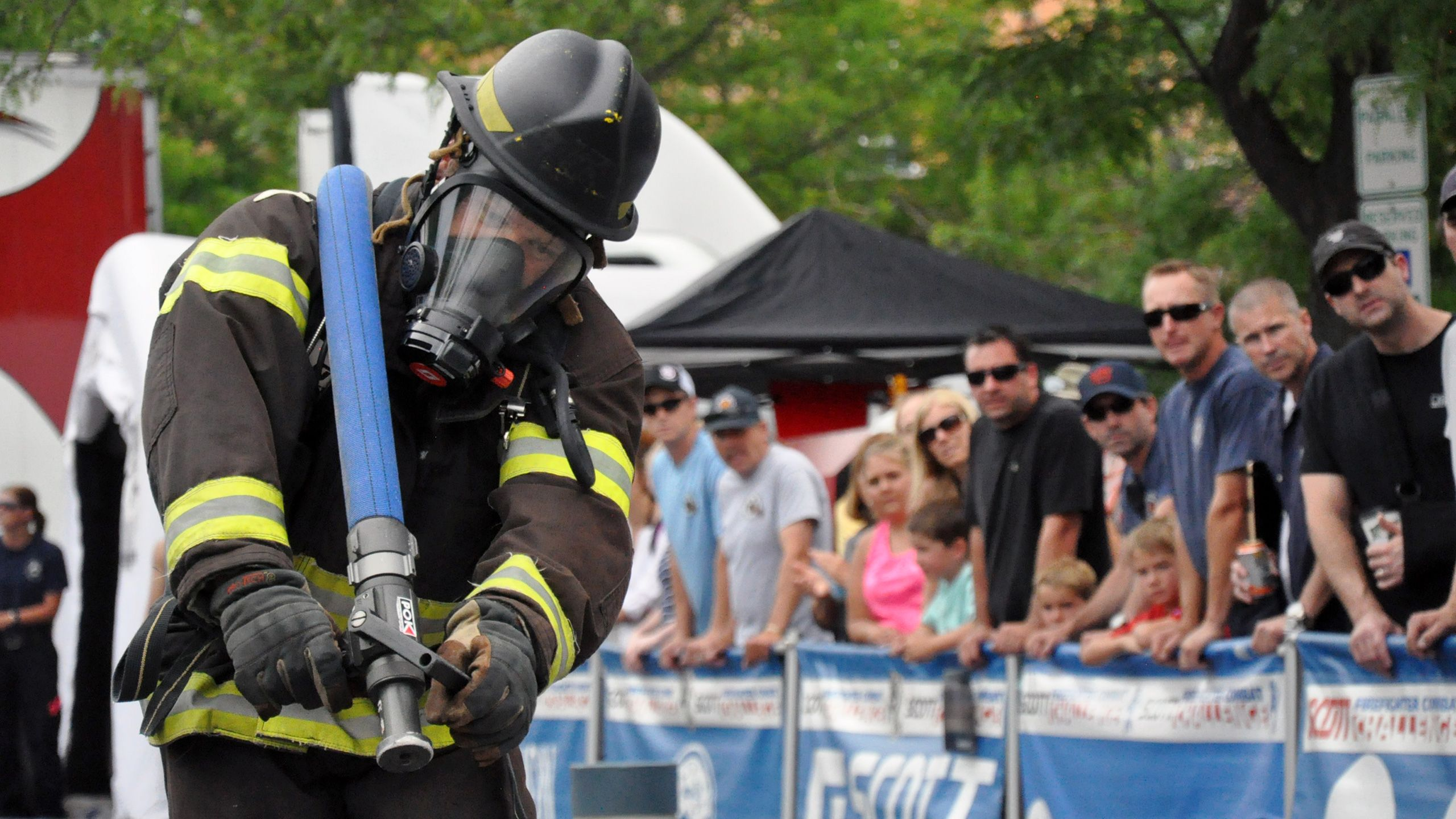 Firefighter World Challenge XXVI