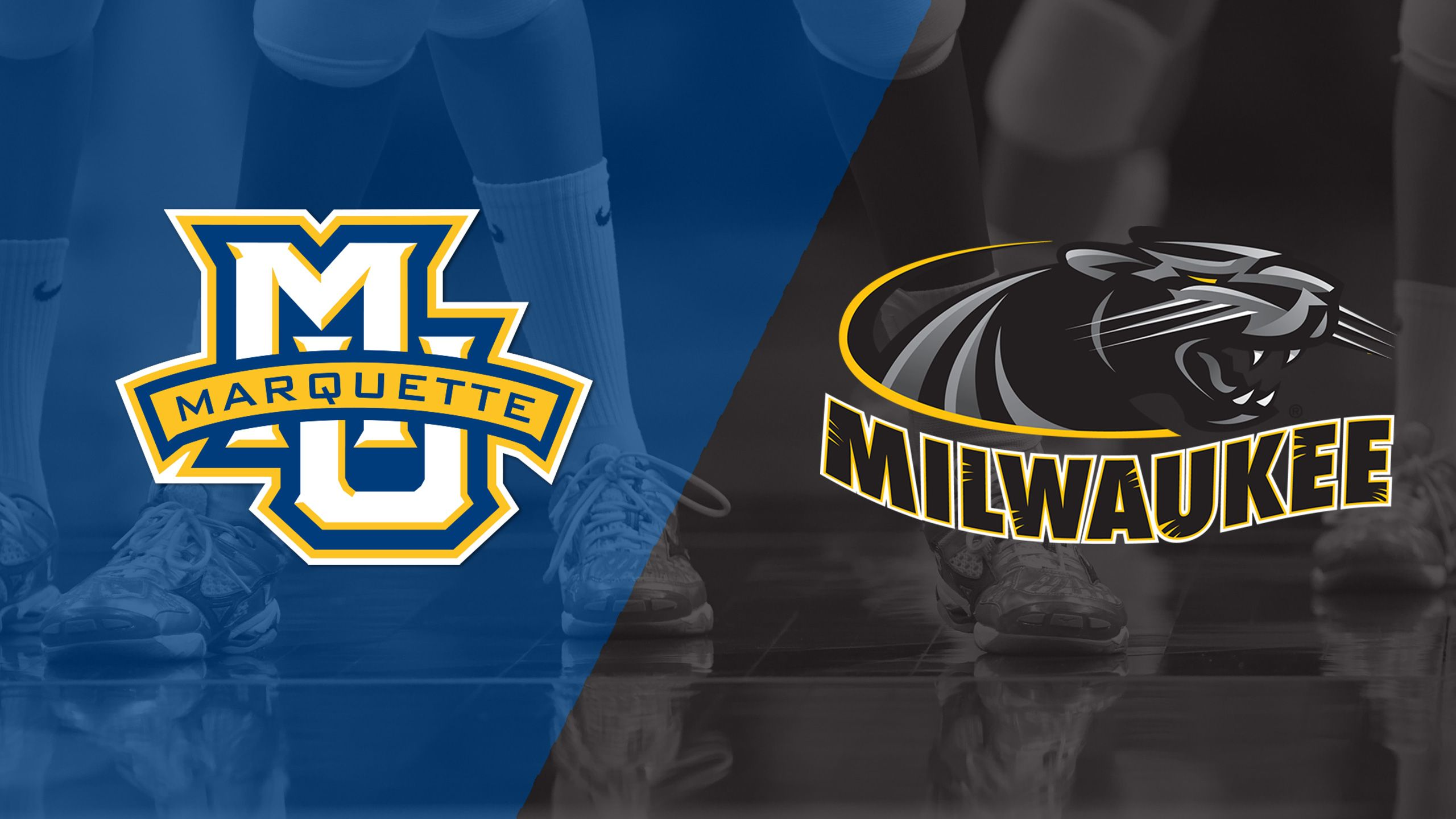 Marquette vs. Milwaukee (W Volleyball)