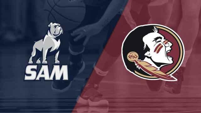 Samford vs. #13 Florida State (W Basketball)