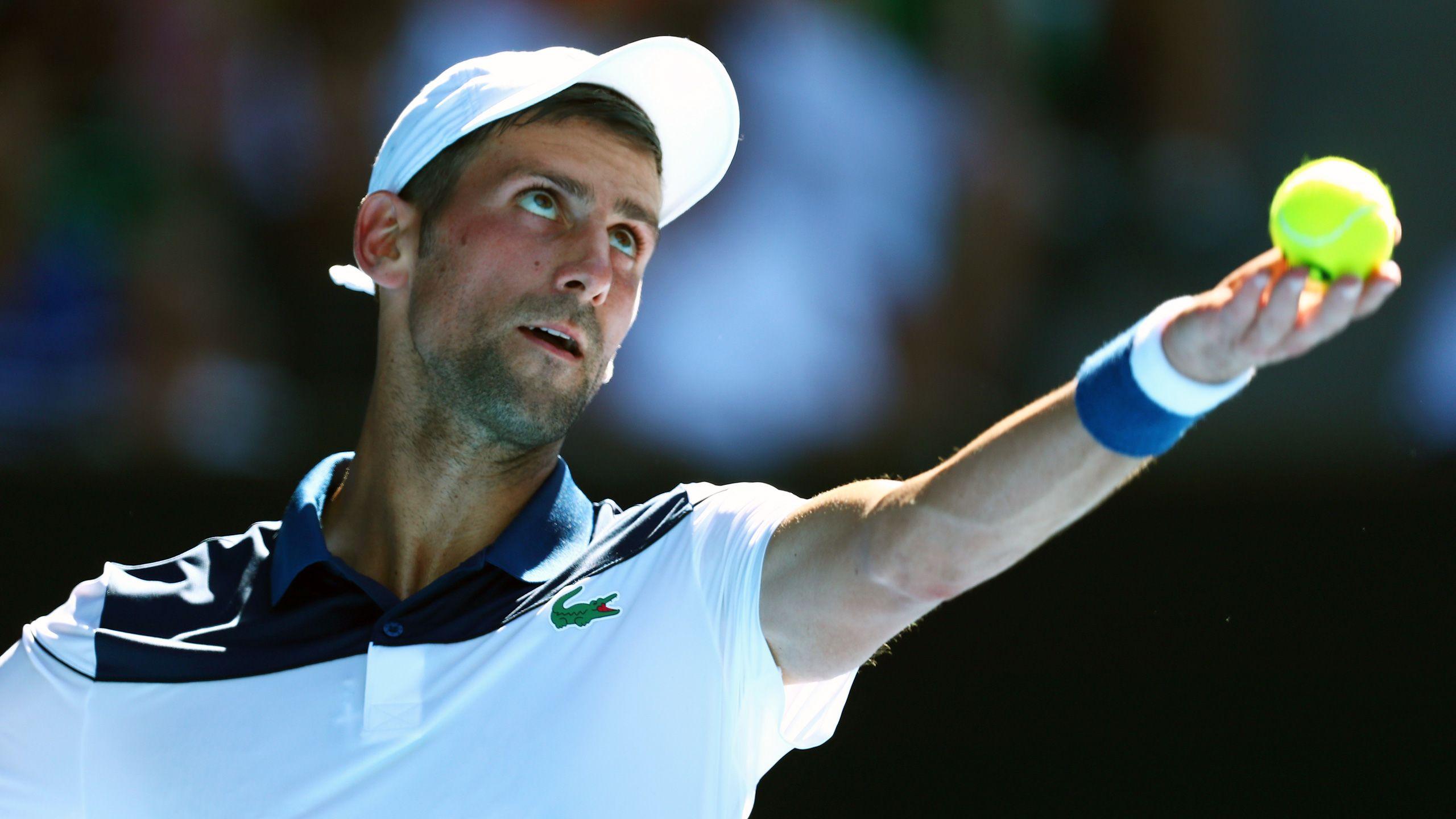 (14) Djokovic vs. (21) Ramos-Vinolas (Men's Third Round)