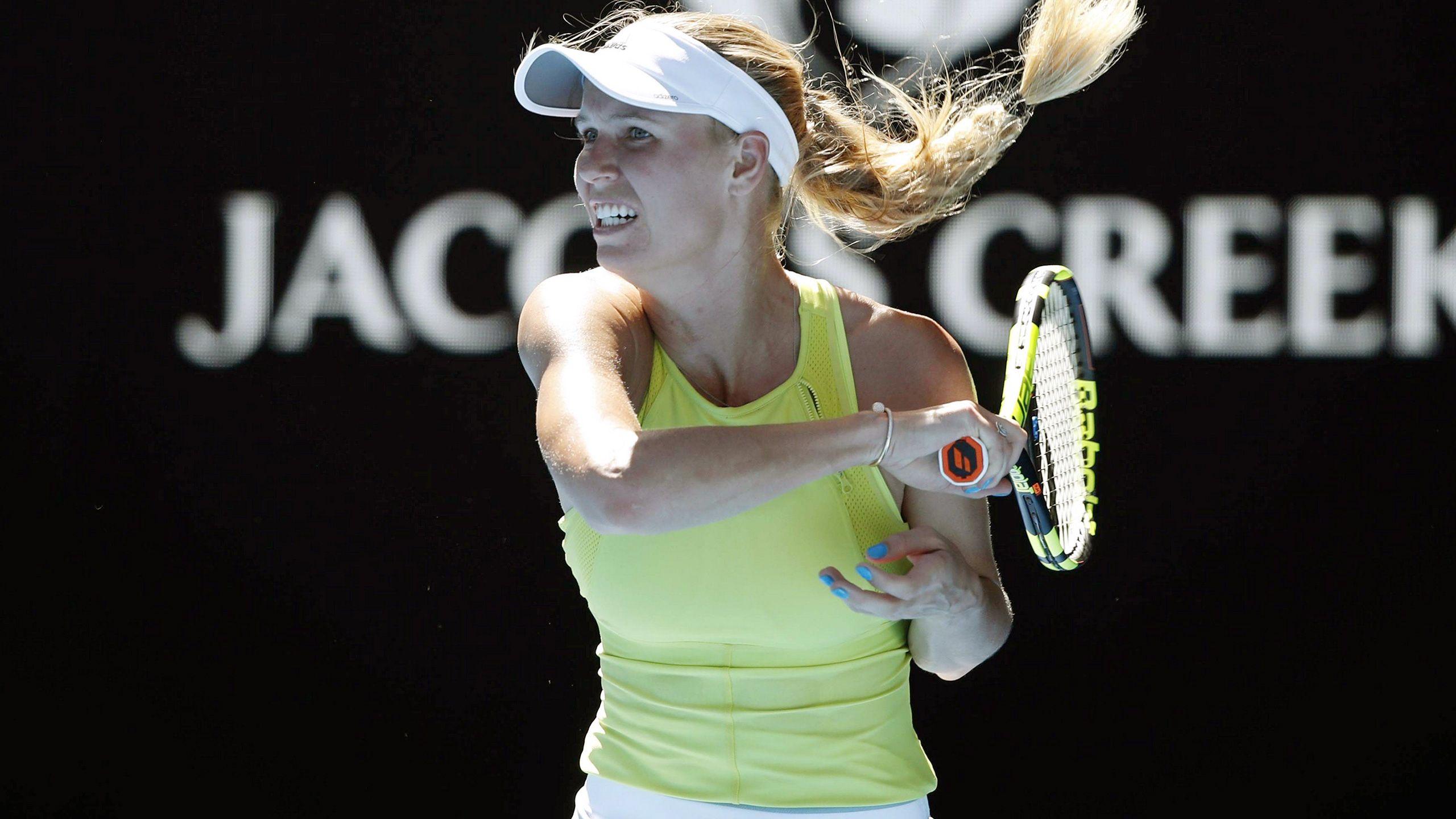 (2) Wozniacki vs. (30) Bertens (Women's Third Round)