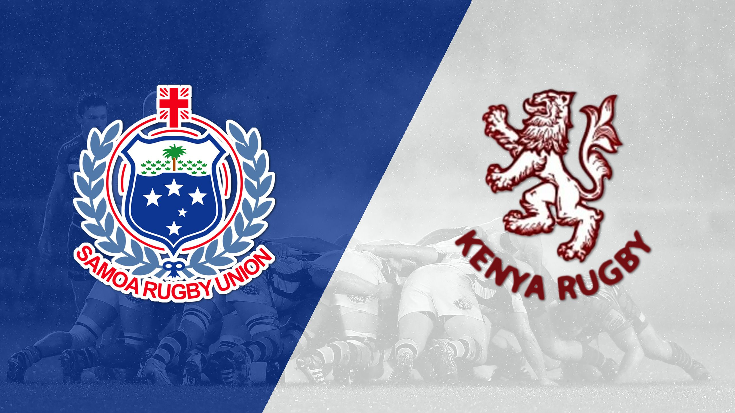 Samoa vs. Kenya (5th Place Playoff) (World Rugby Sevens Series)