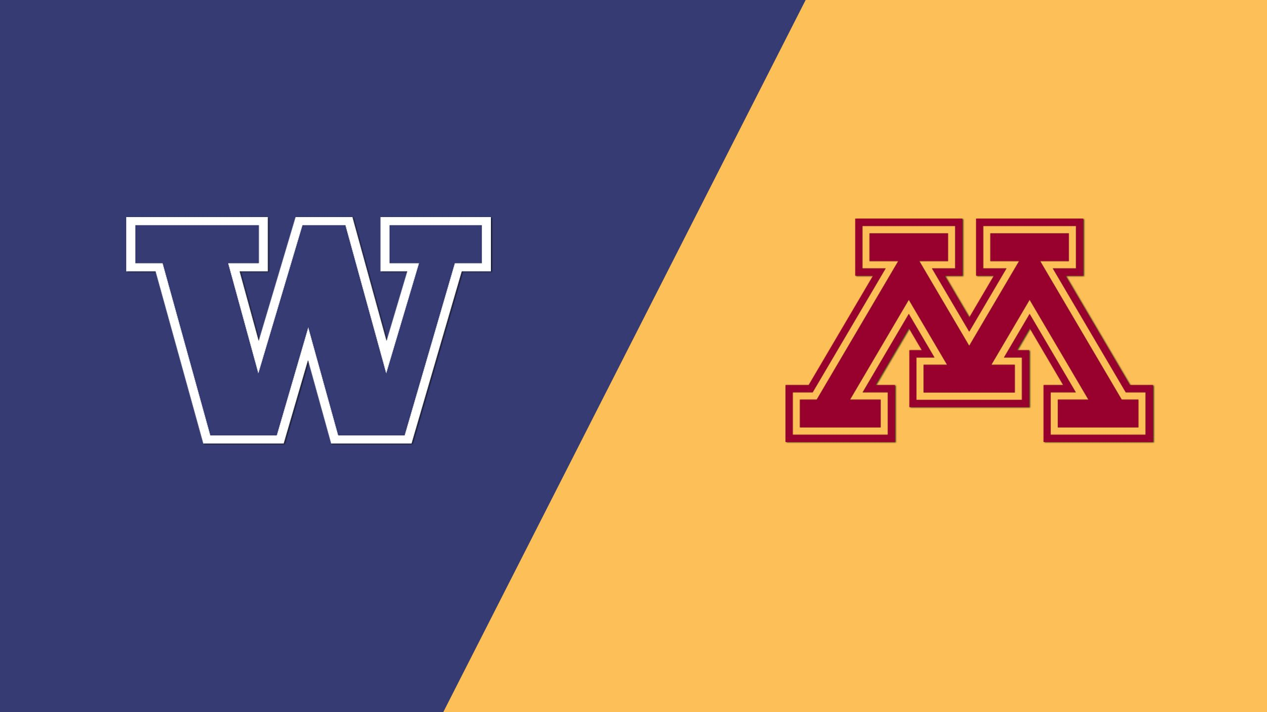 #5 Washington vs. Minnesota (Site 4 / Game 6) (NCAA Softball Championship) (re-air)