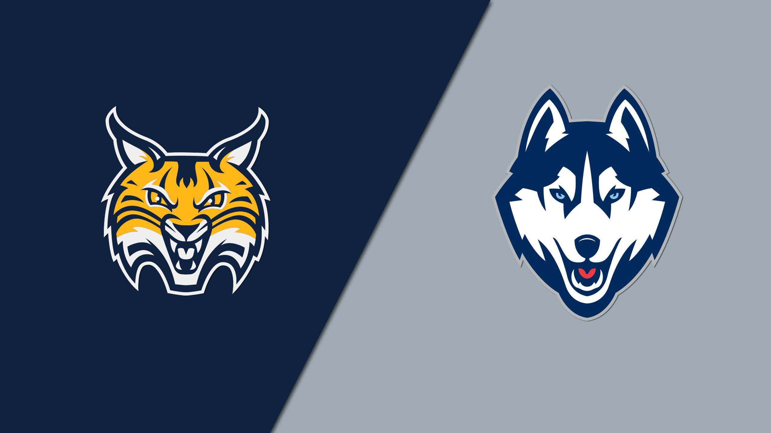 #9 Quinnipiac vs. #1 Connecticut (Second Round) (NCAA Women's Basketball Championship) (re-air)