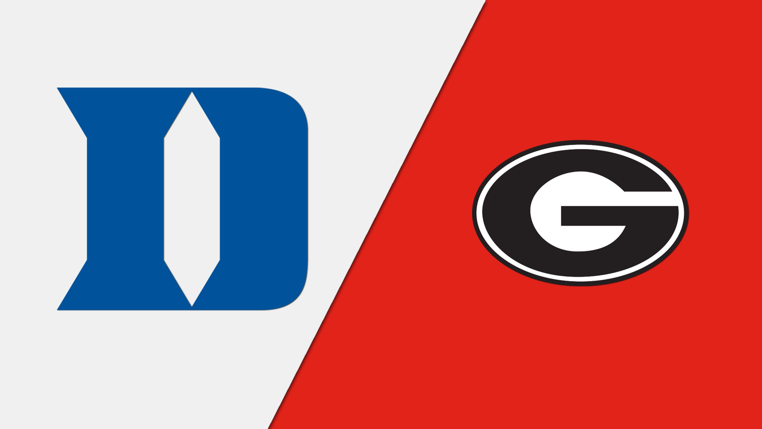#5 Duke vs. #4 Georgia (Second Round) (NCAA Women's Basketball Championship) (re-air)