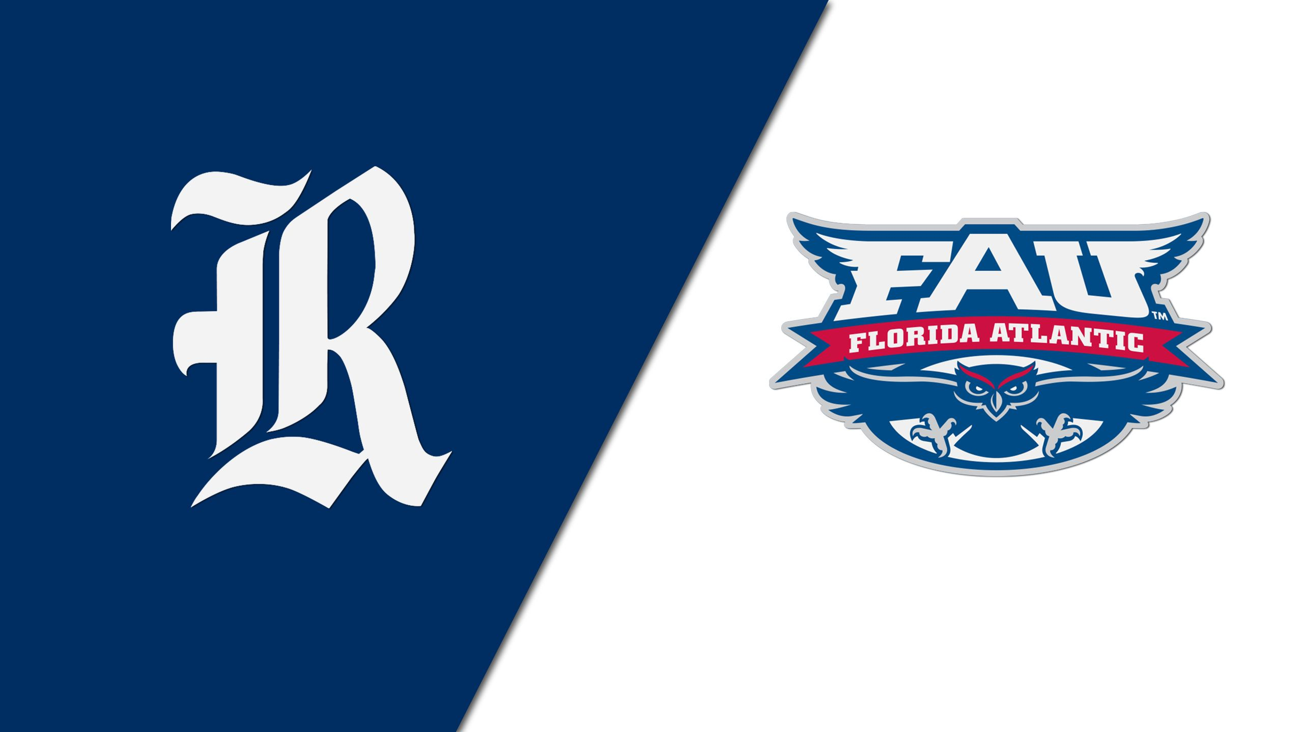 Rice vs. Florida Atlantic (Game 13) (Conference USA Baseball Championship)