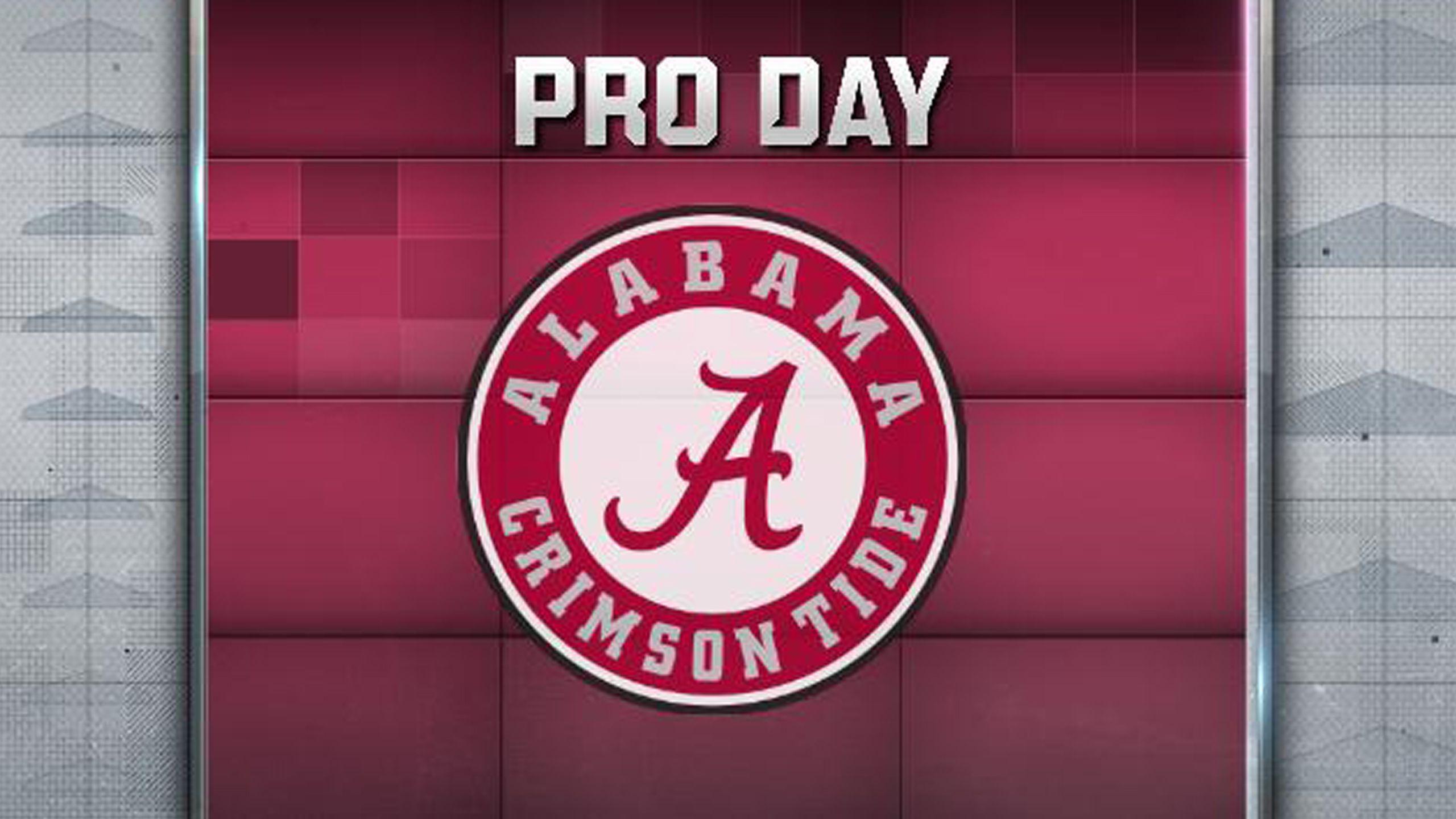 Alabama Pro Day