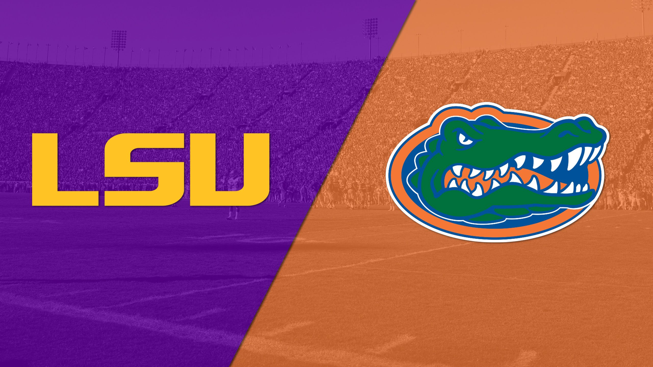 LSU vs. Florida (Football) (re-air)