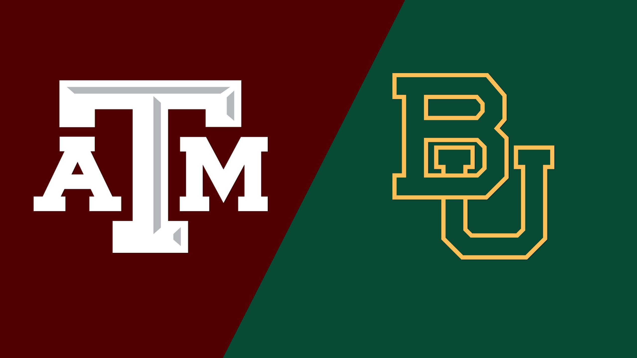 #15 Texas A&M vs. Baylor (Site 15 / Game 6) (NCAA Softball Championship)