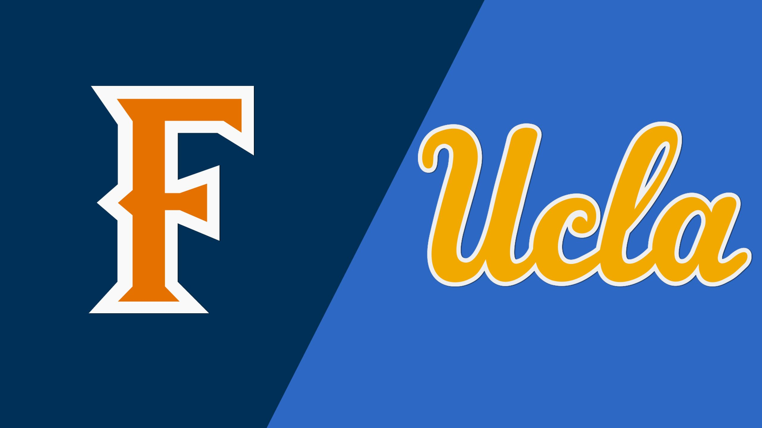 Cal State Fullerton vs. #3 UCLA (Site 6 / Game 7) (NCAA Softball Championship) (re-air)