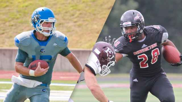Culver-Stockton vs. Benedictine (Football)