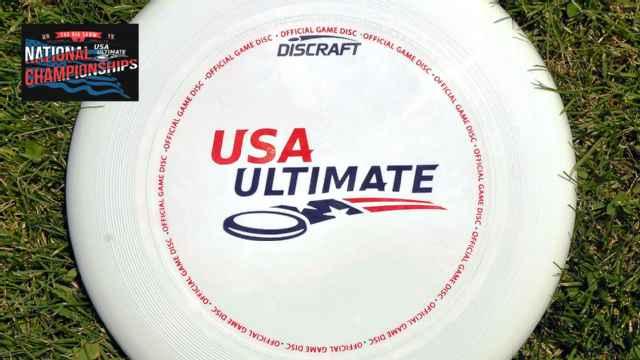 USA Ultimate National Championships (Men's Semifinal #1)