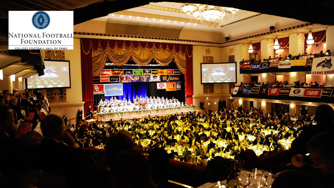 2015 National Football Foundation Awards Dinner