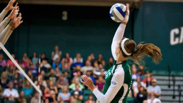 Cal Poly vs. Cal State Fullerton (W Volleyball)