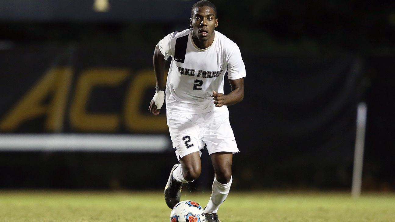 Charlotte vs. #1 Wake Forest (Second Round) (M Soccer)