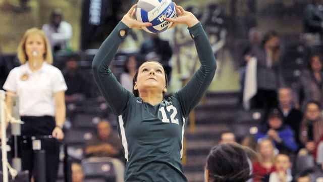 Cleveland State vs. Notre Dame (W Volleyball)