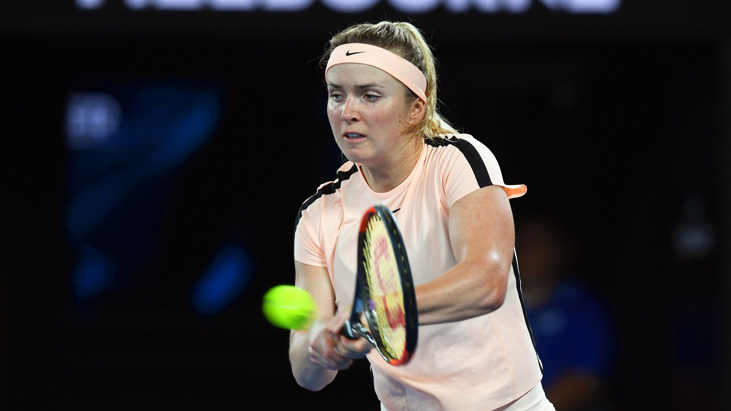 (4) Svitolina vs. Mertens (Women's Quarterfinals)