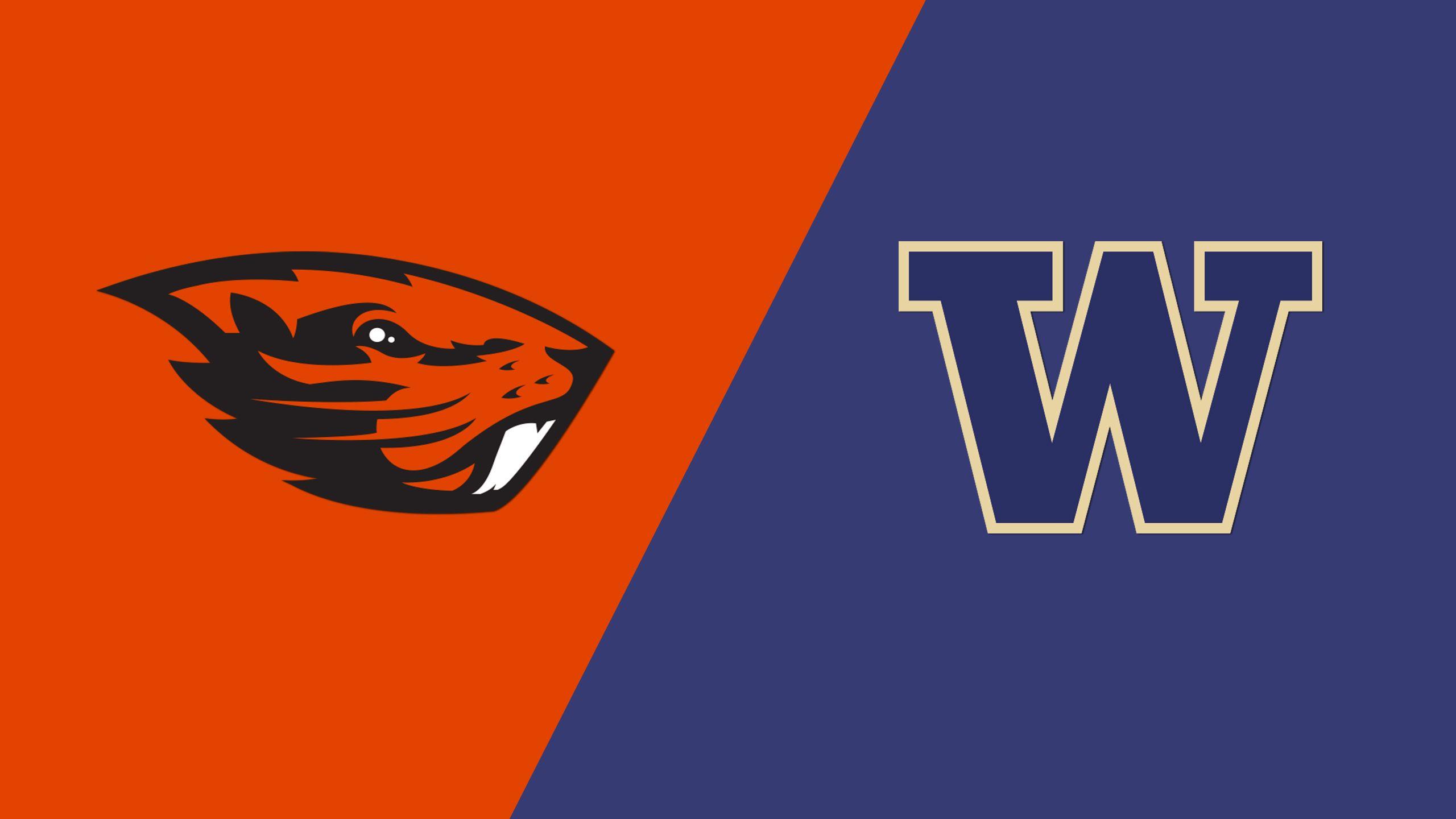 #3 Oregon State vs. Washington (Game 5) (College World Series) (re-air)
