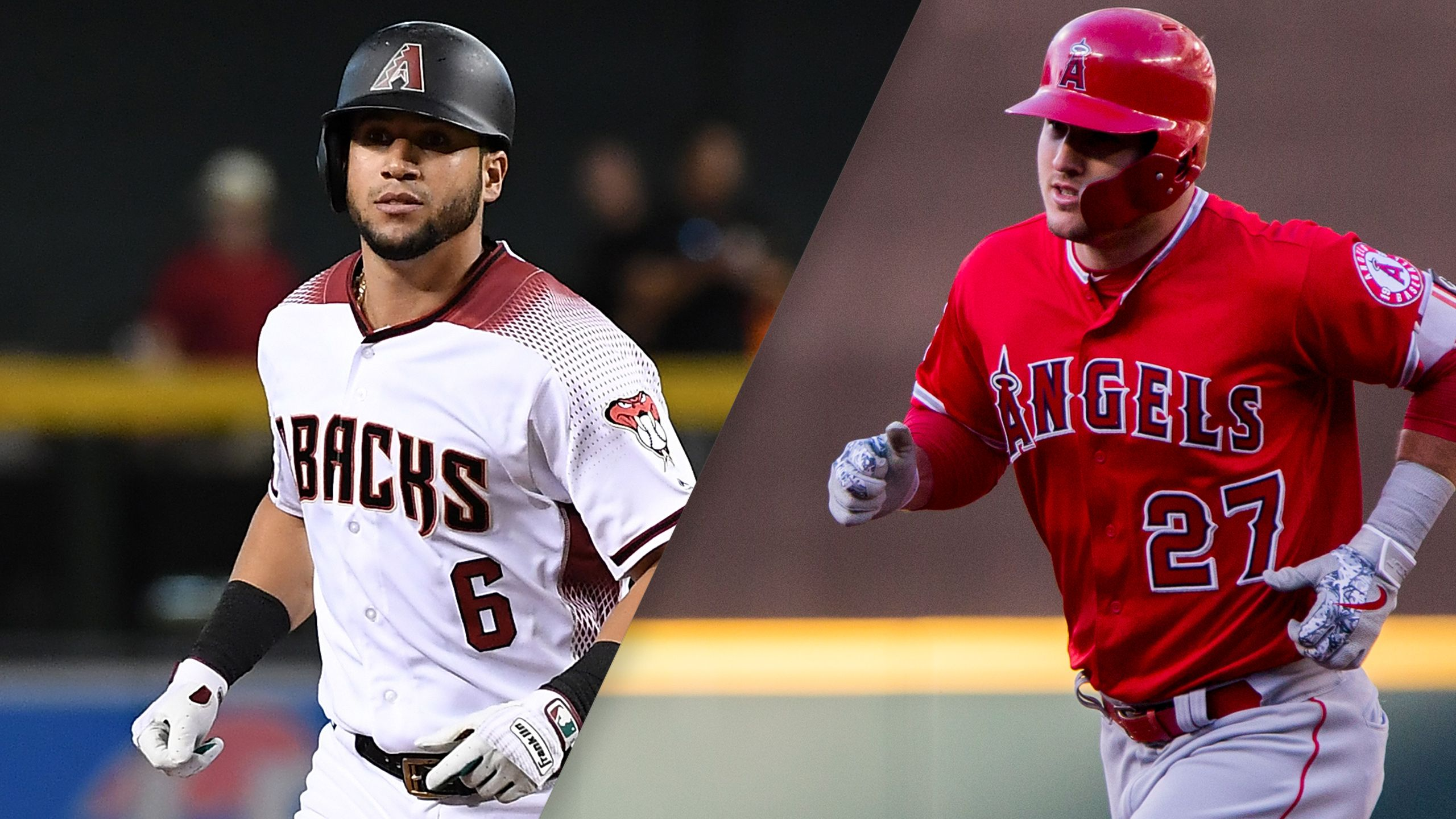 Arizona Diamondbacks vs. Los Angeles Angels of Anaheim