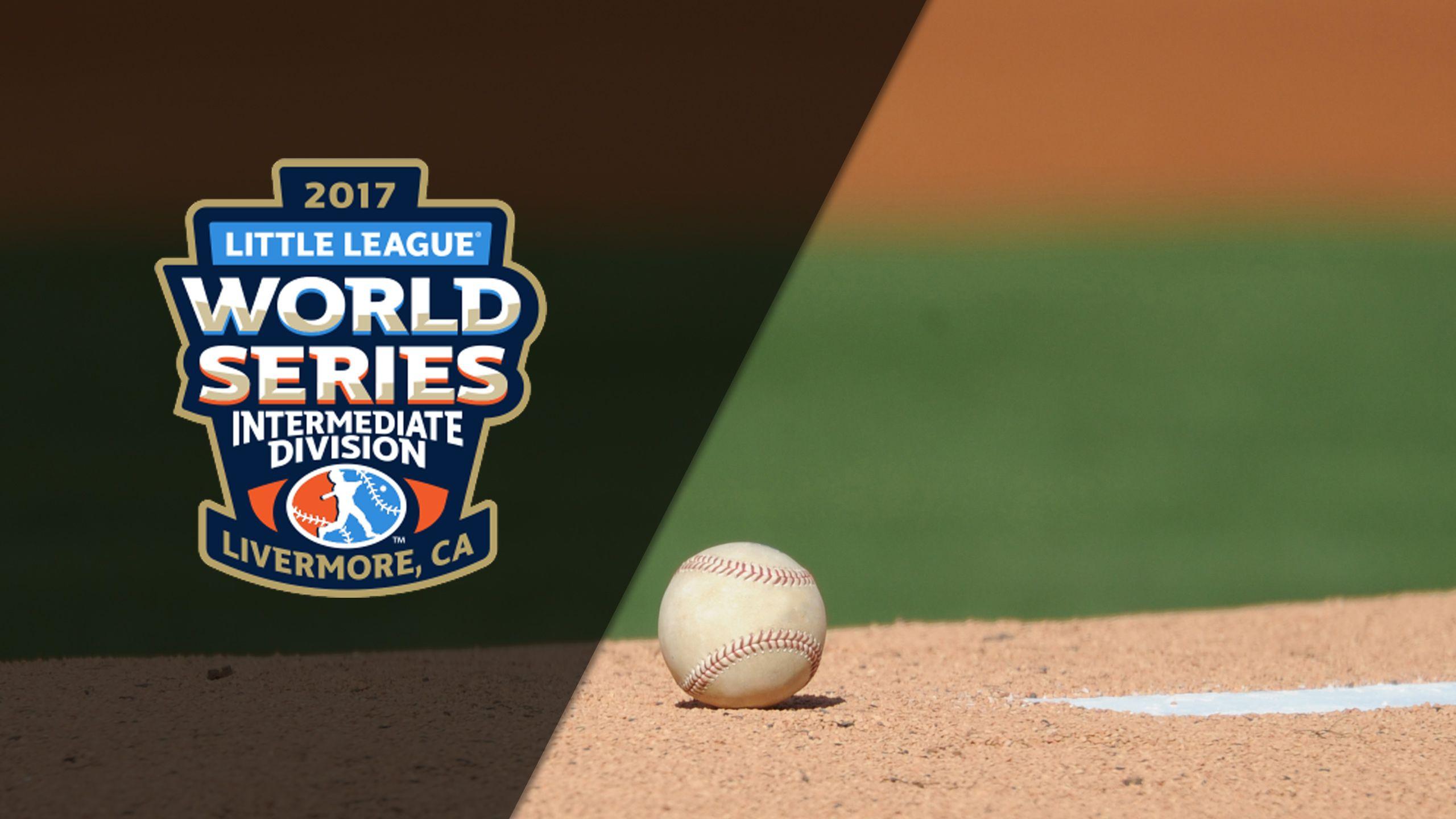 Wailuku, Hawaii vs. Freehold, New Jersey (Intermediate Baseball Semi)