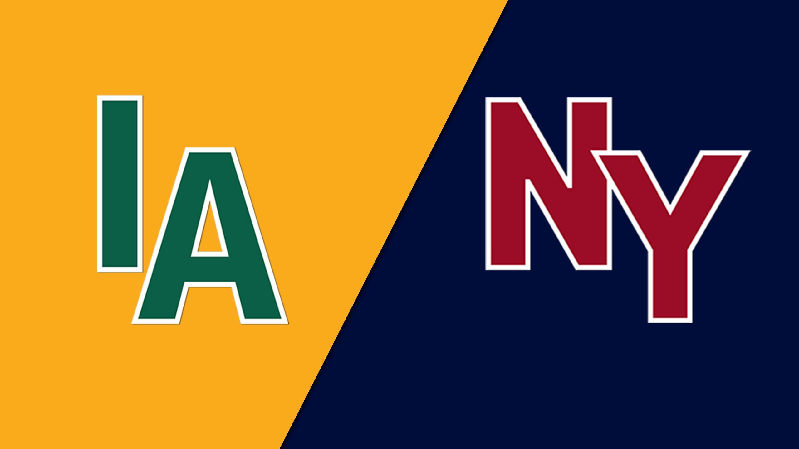 Des Moines, IA vs. Staten Island, NY (Little League World Series)