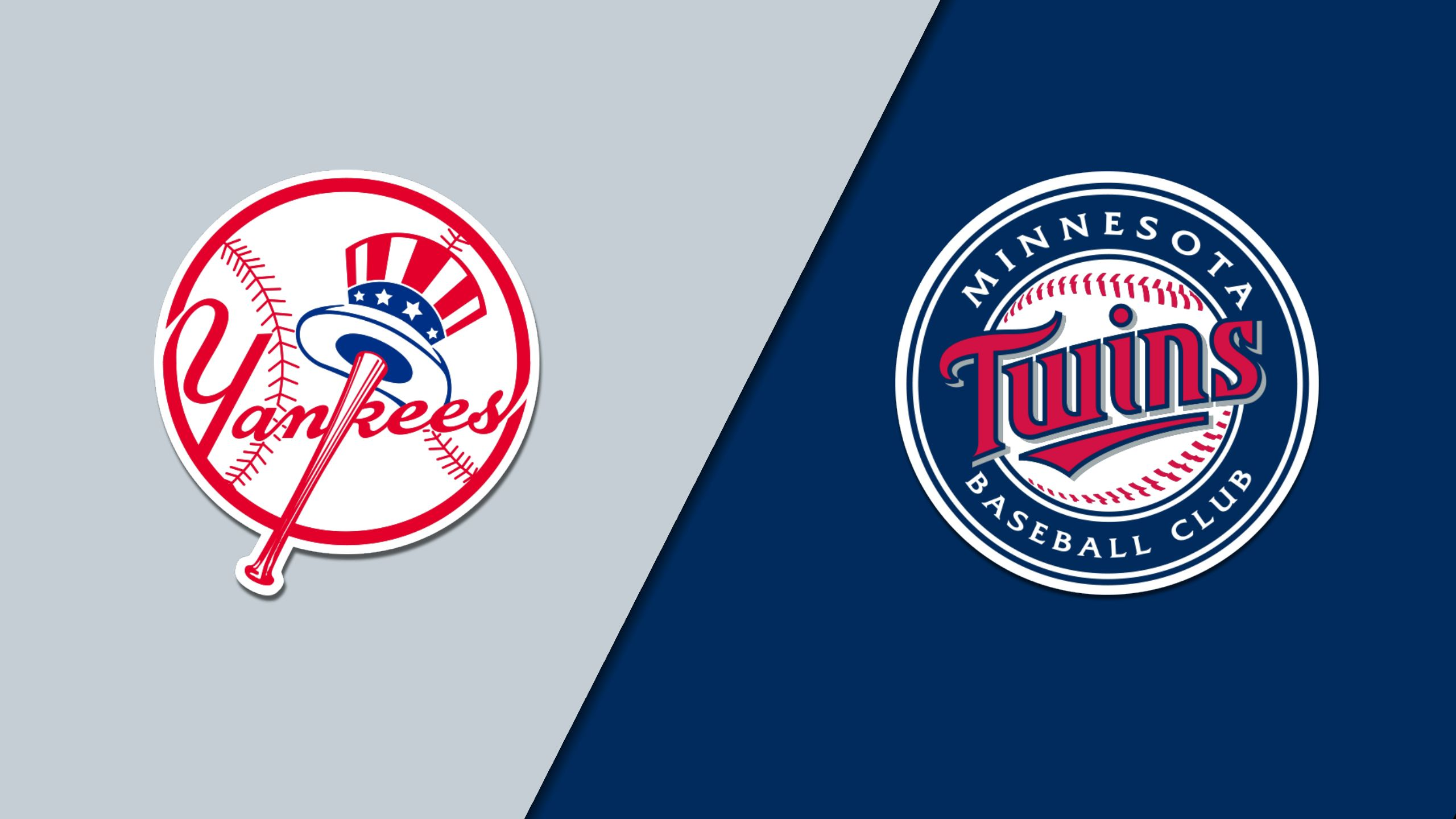In Spanish - New York Yankees vs. Minnesota Twins