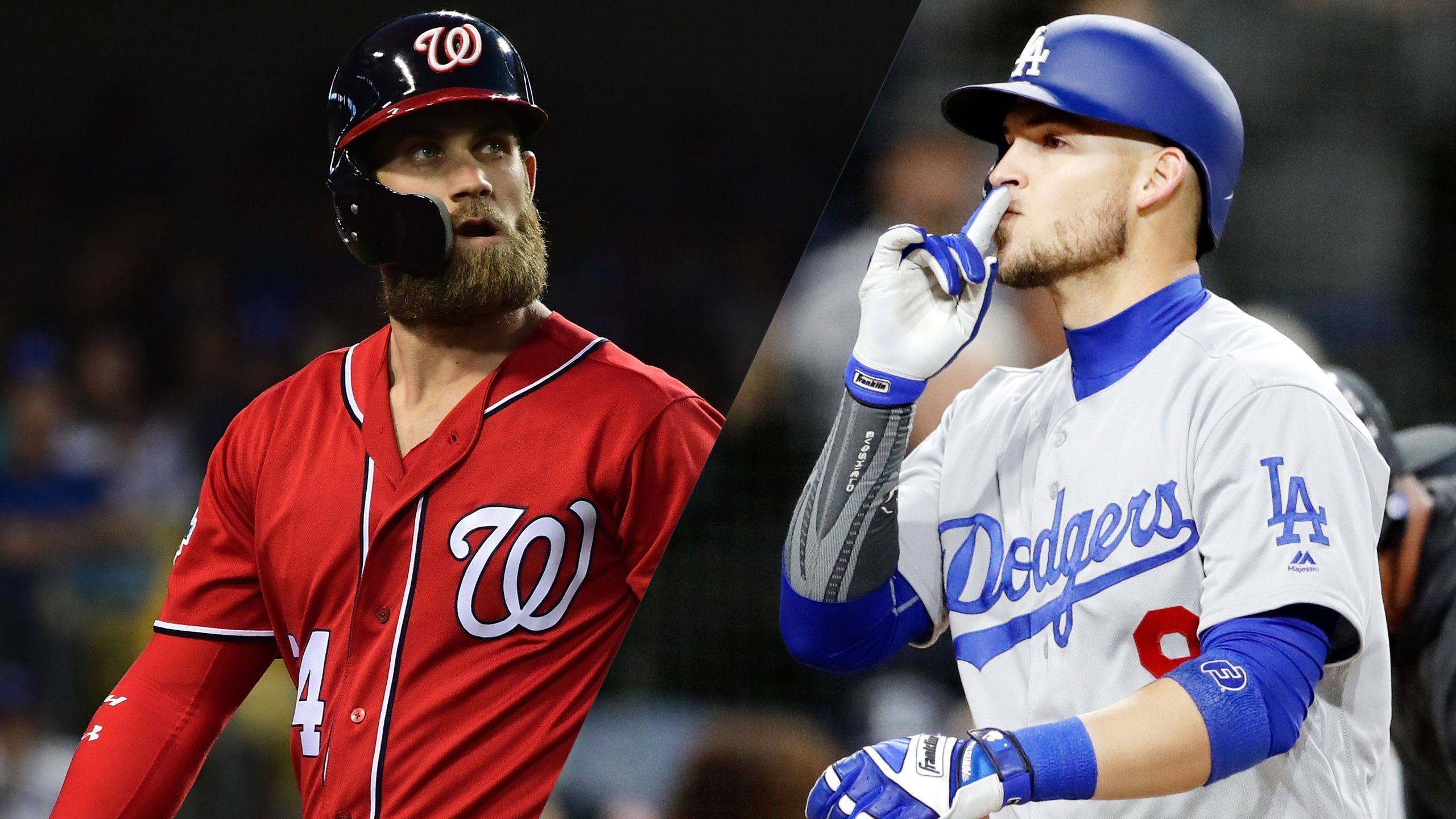 Washington Nationals vs. Los Angeles Dodgers (re-air)