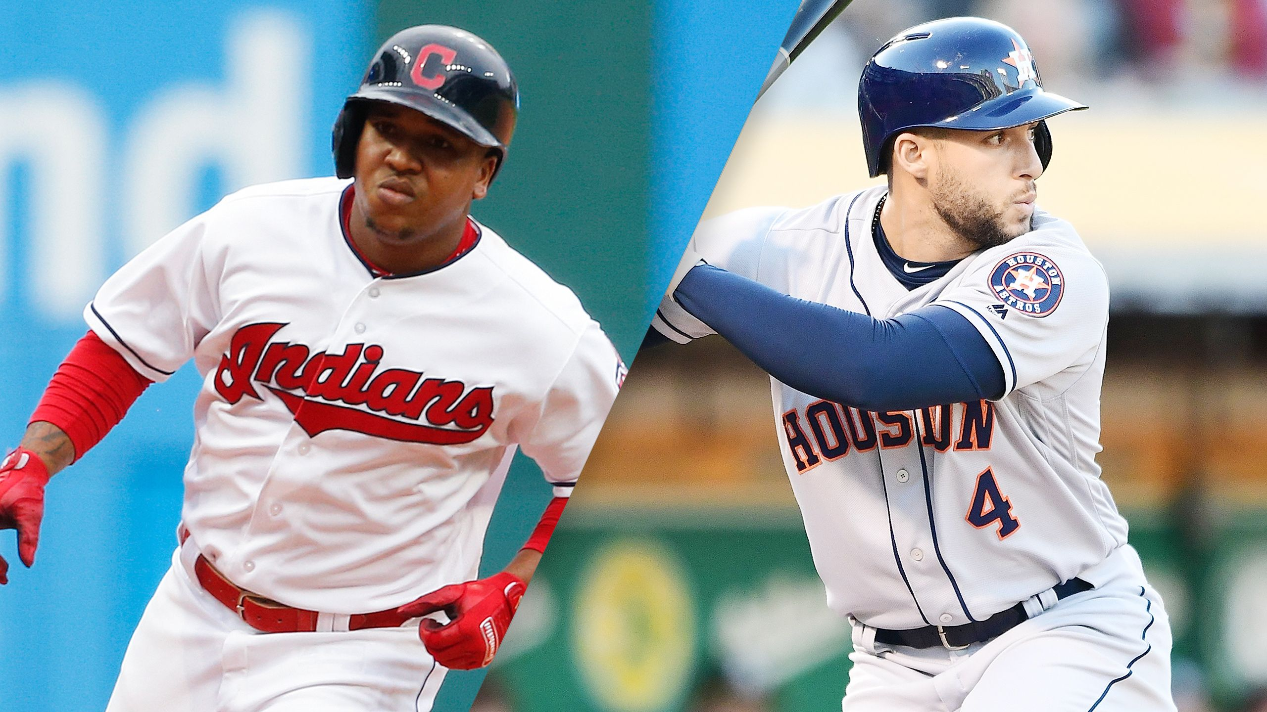 Cleveland Indians vs. Houston Astros (re-air)