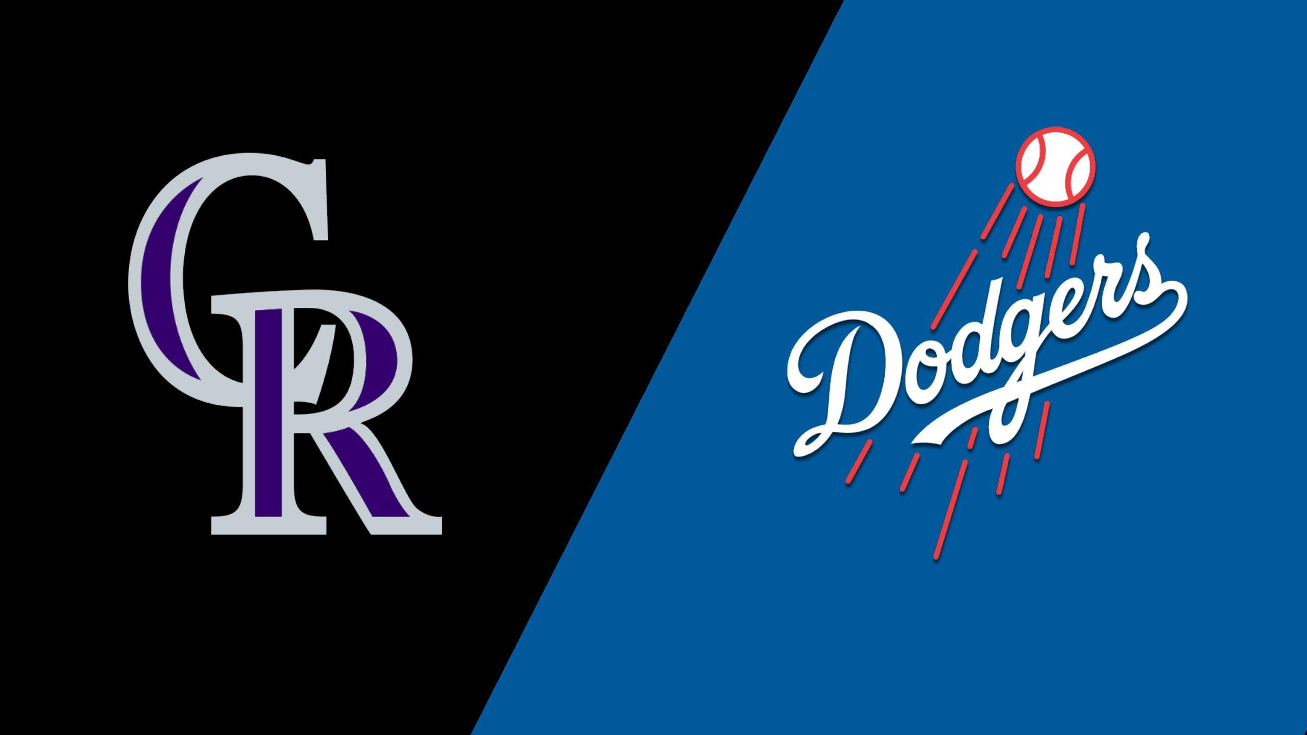 In Spanish - Colorado Rockies vs. Los Angeles Dodgers