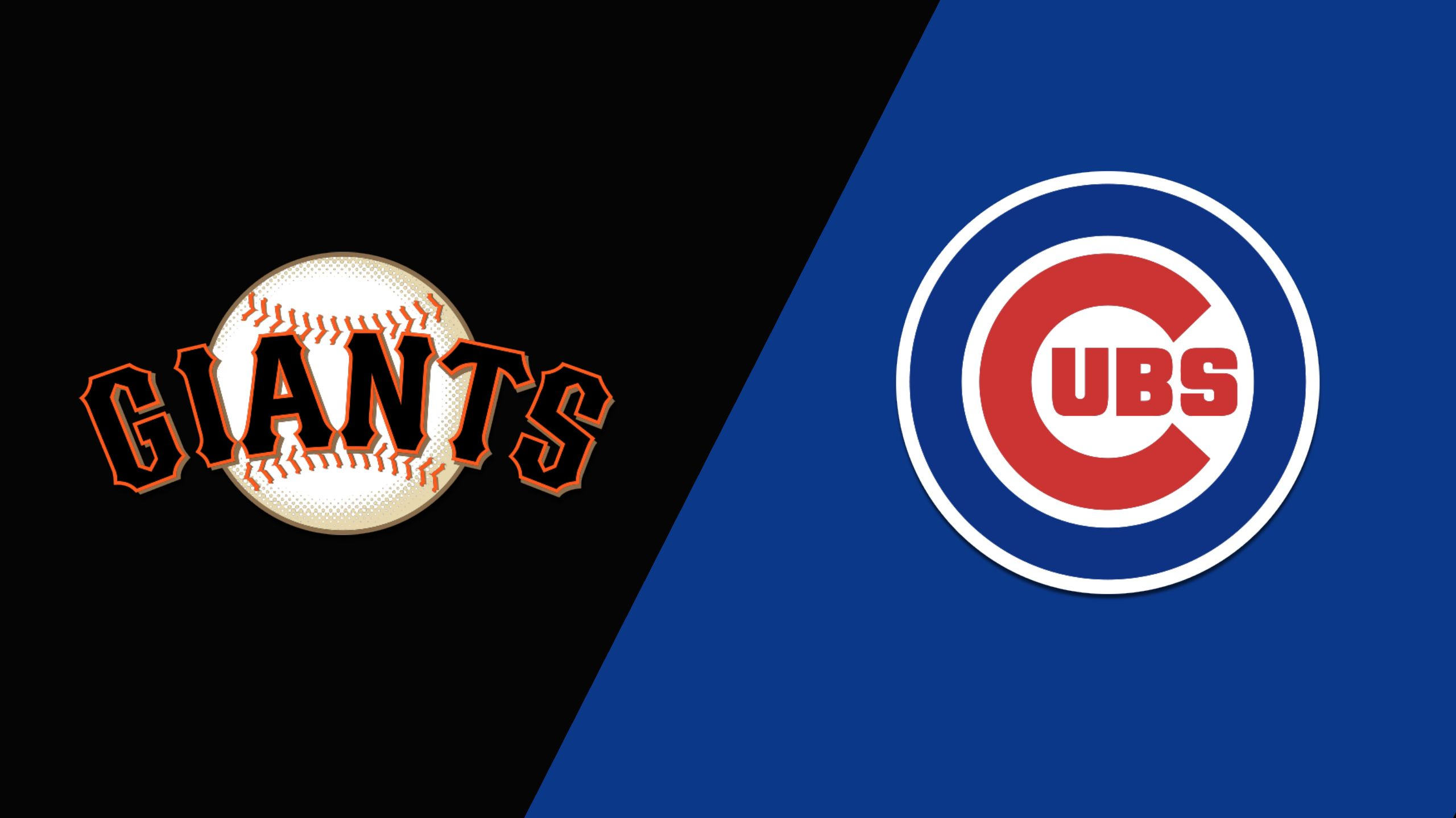 In Spanish - San Francisco Giants vs. Chicago Cubs