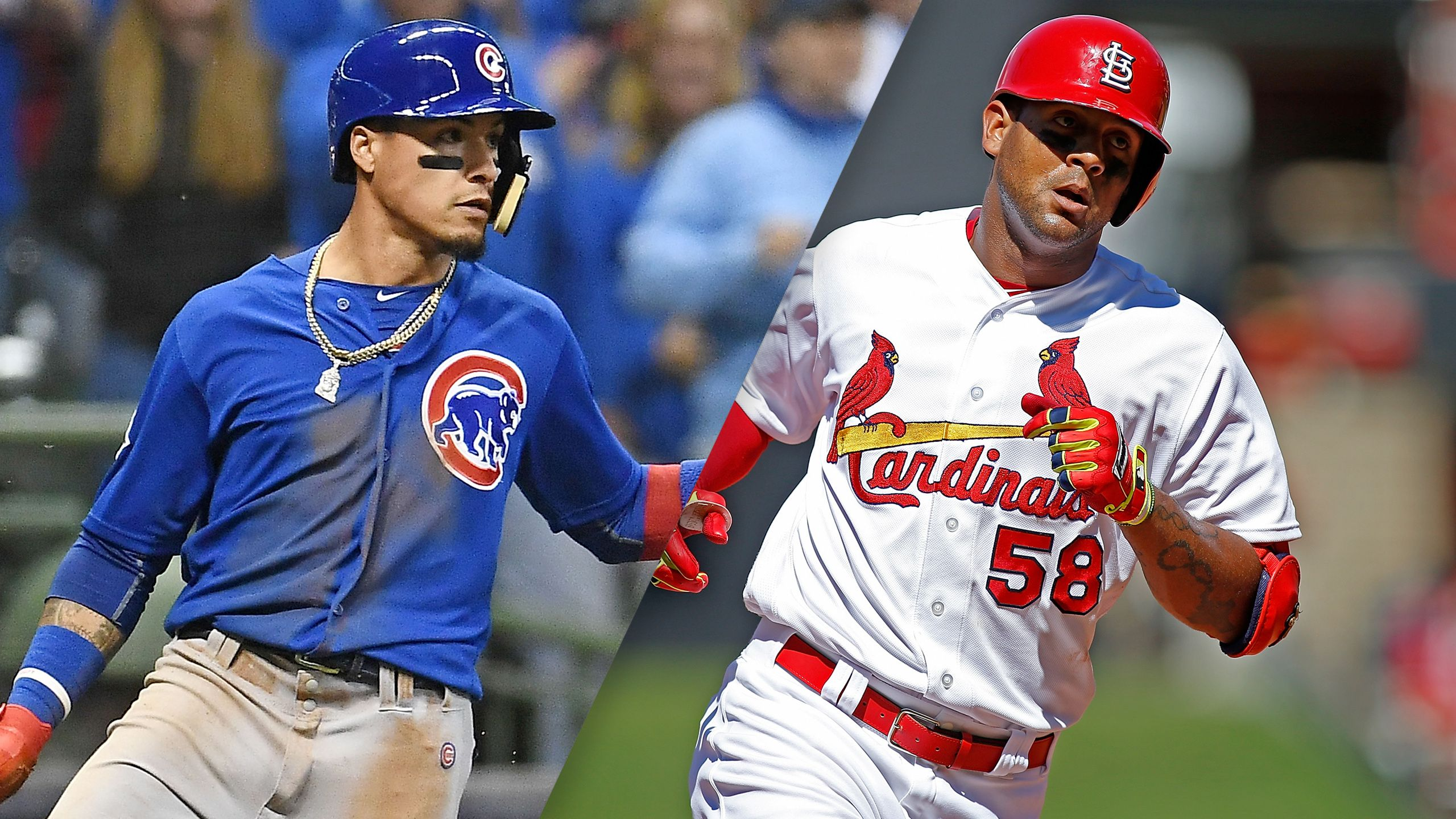 Chicago Cubs vs. St. Louis Cardinals (re-air)