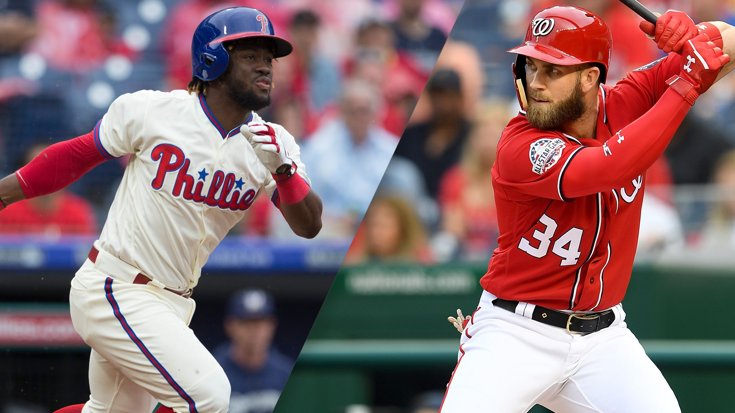 Philadelphia Phillies vs. Washington Nationals (re-air)