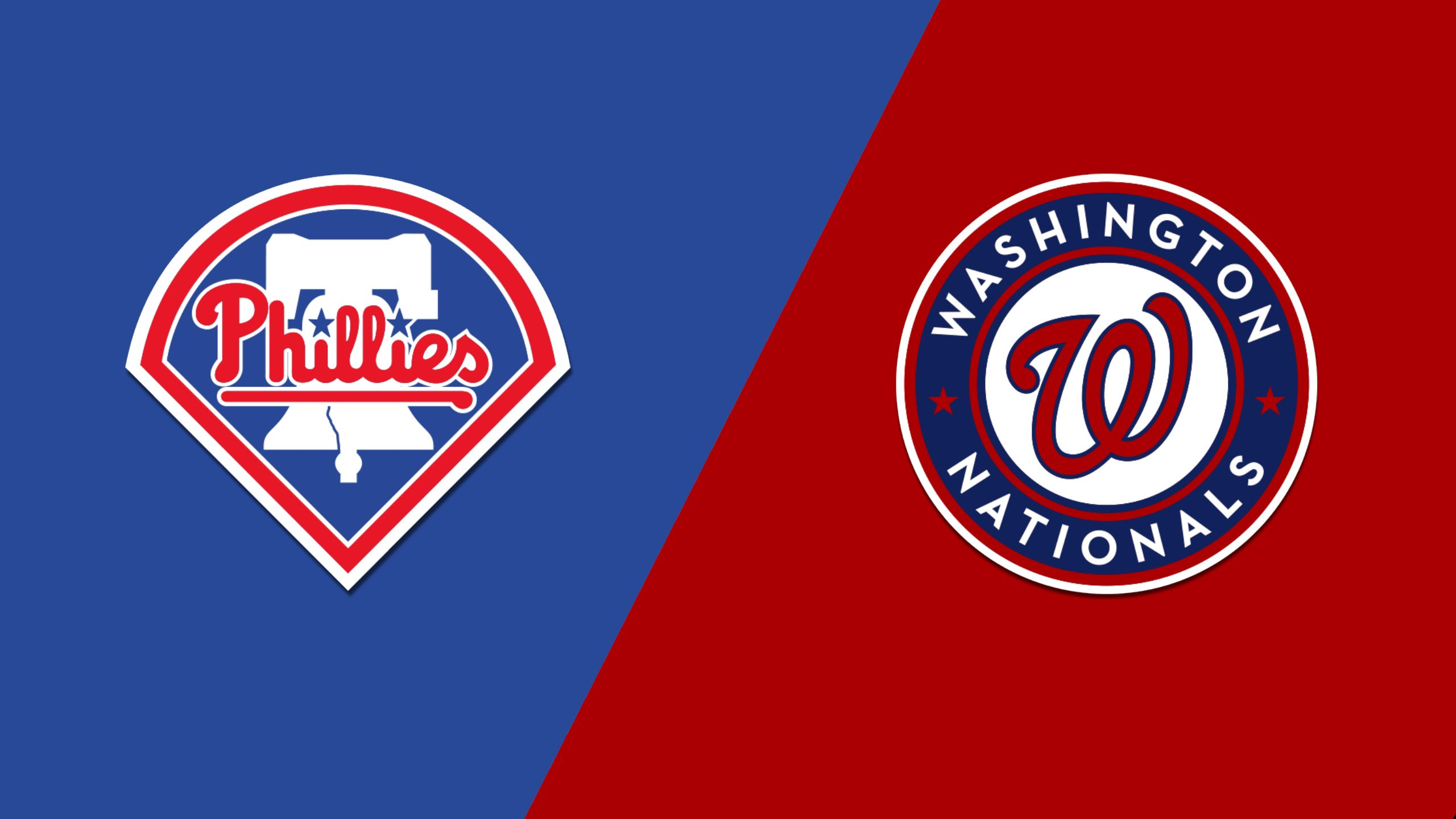 In Spanish - Philadelphia Phillies vs. Washington Nationals