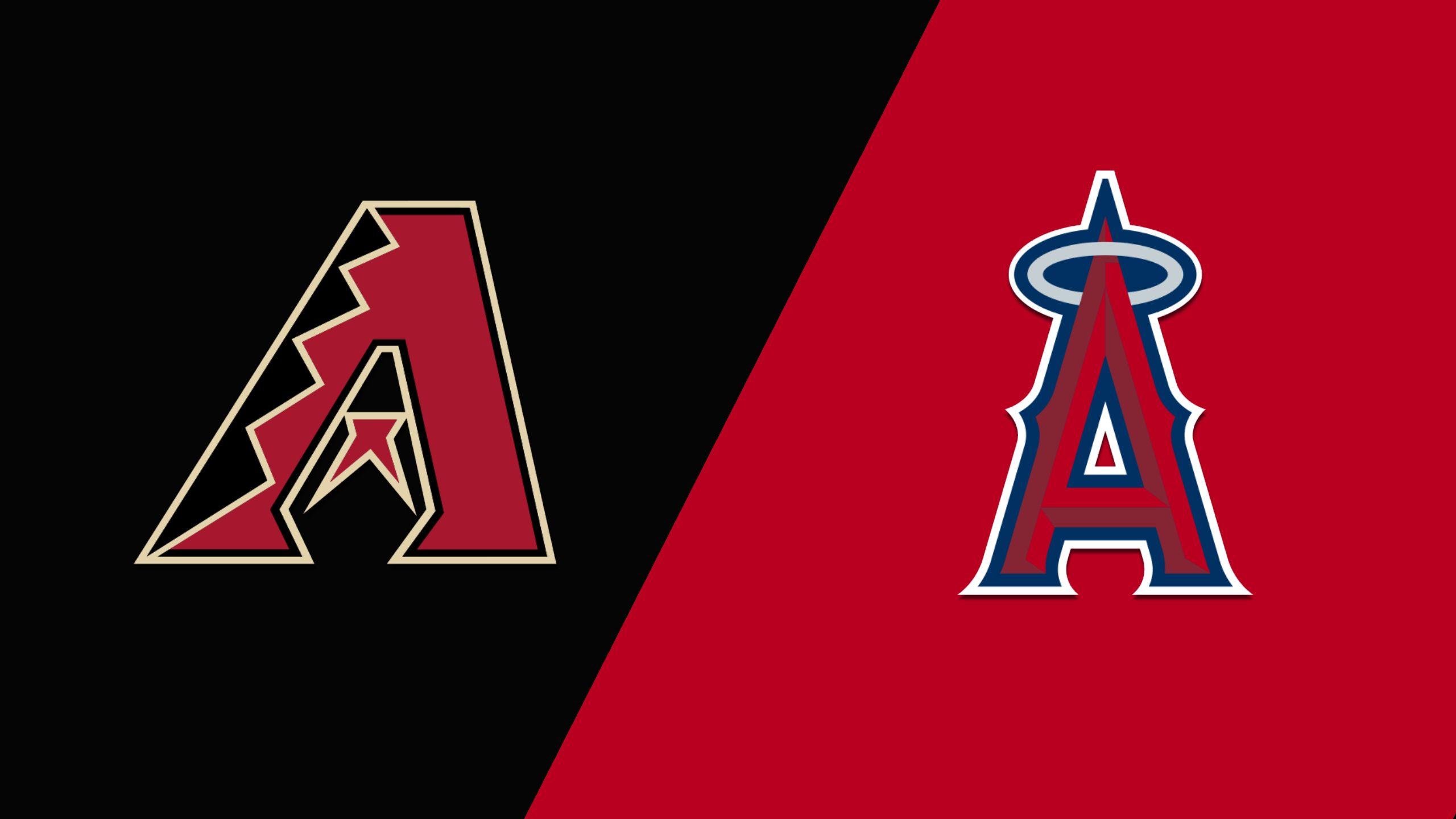 In Spanish - Arizona Diamondbacks vs. Los Angeles Angels of Anaheim