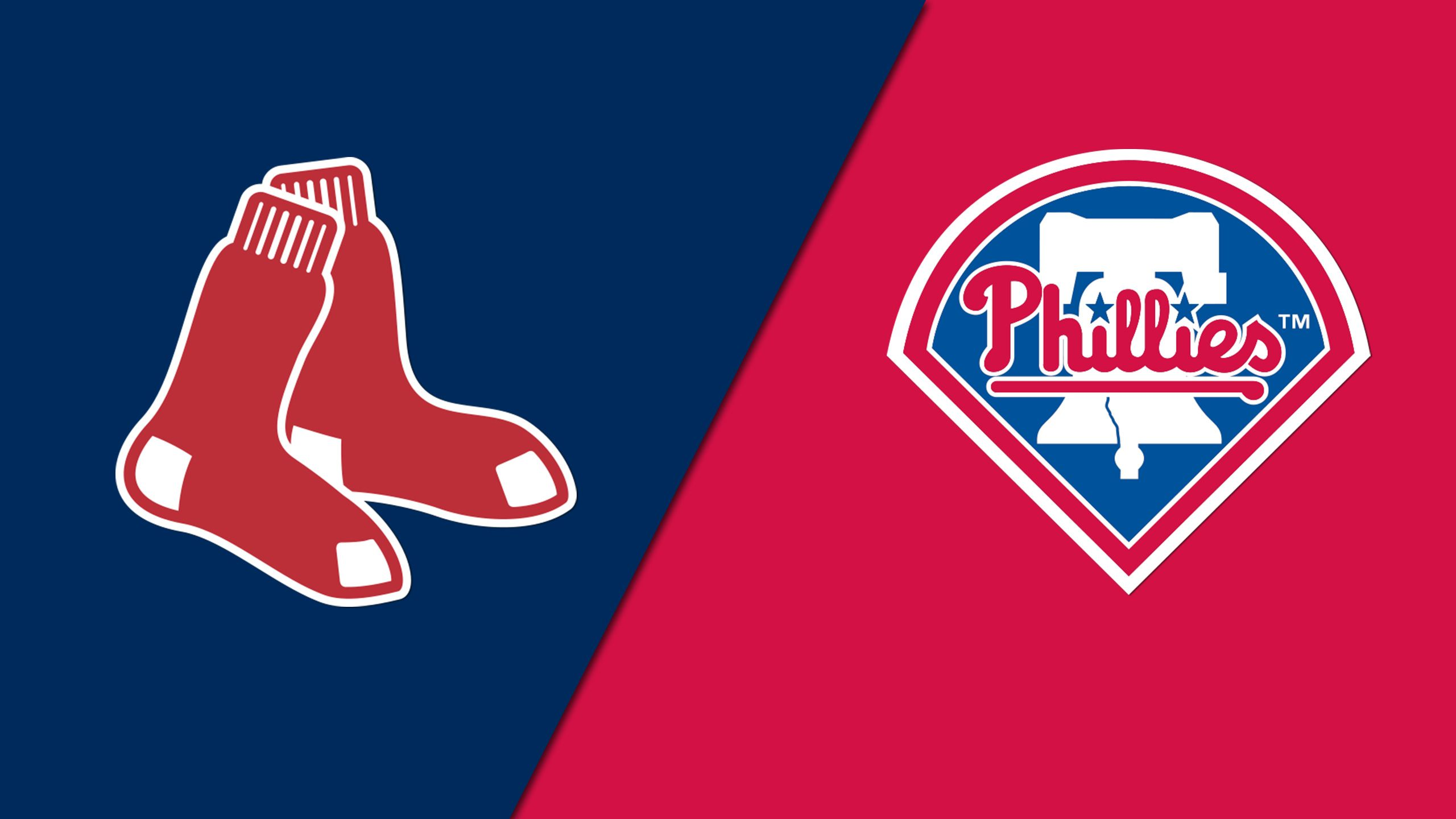 In Spanish - Boston Red Sox vs. Philadelphia Phillies