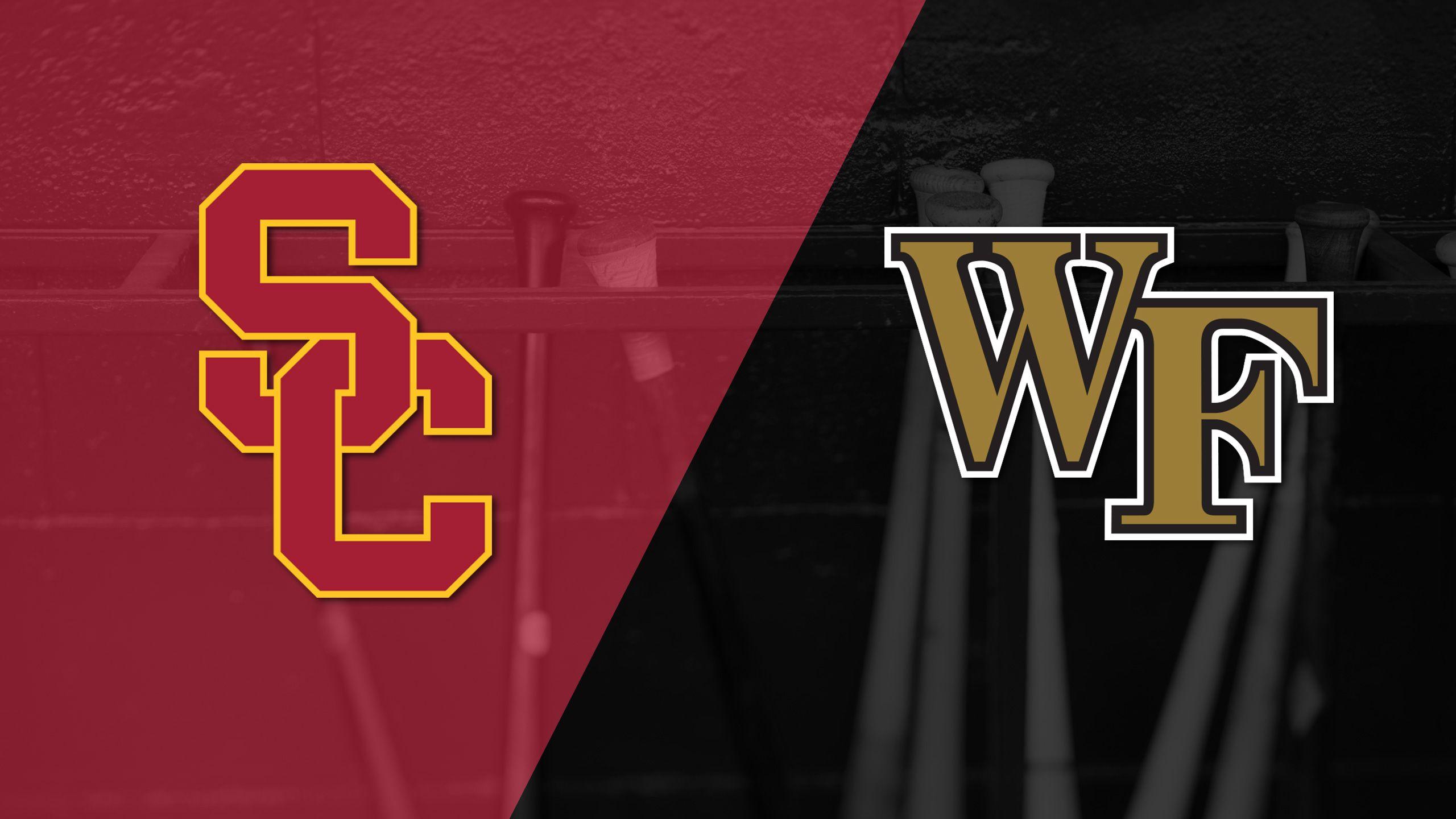 USC vs. Wake Forest (Baseball)