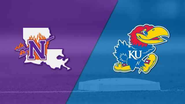 Northwestern State vs. Kansas (Baseball)