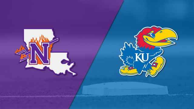 Northwestern State vs. Kansas (Baseball)