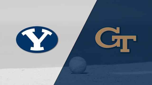 BYU vs. Georgia Tech (Baseball)