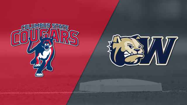 Columbus State vs. Wingate (Baseball)