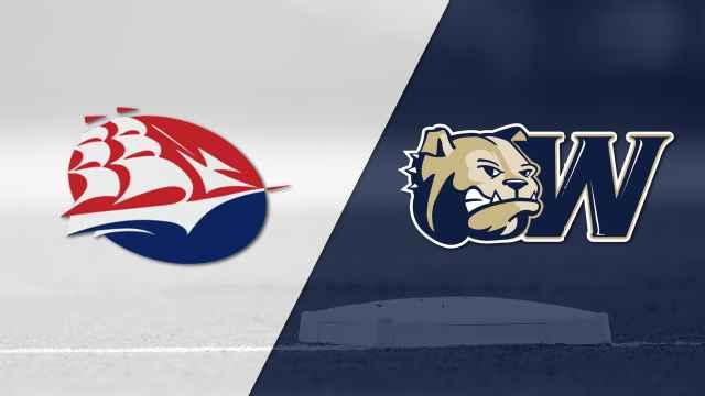 Shippensburg vs. Wingate (Baseball)