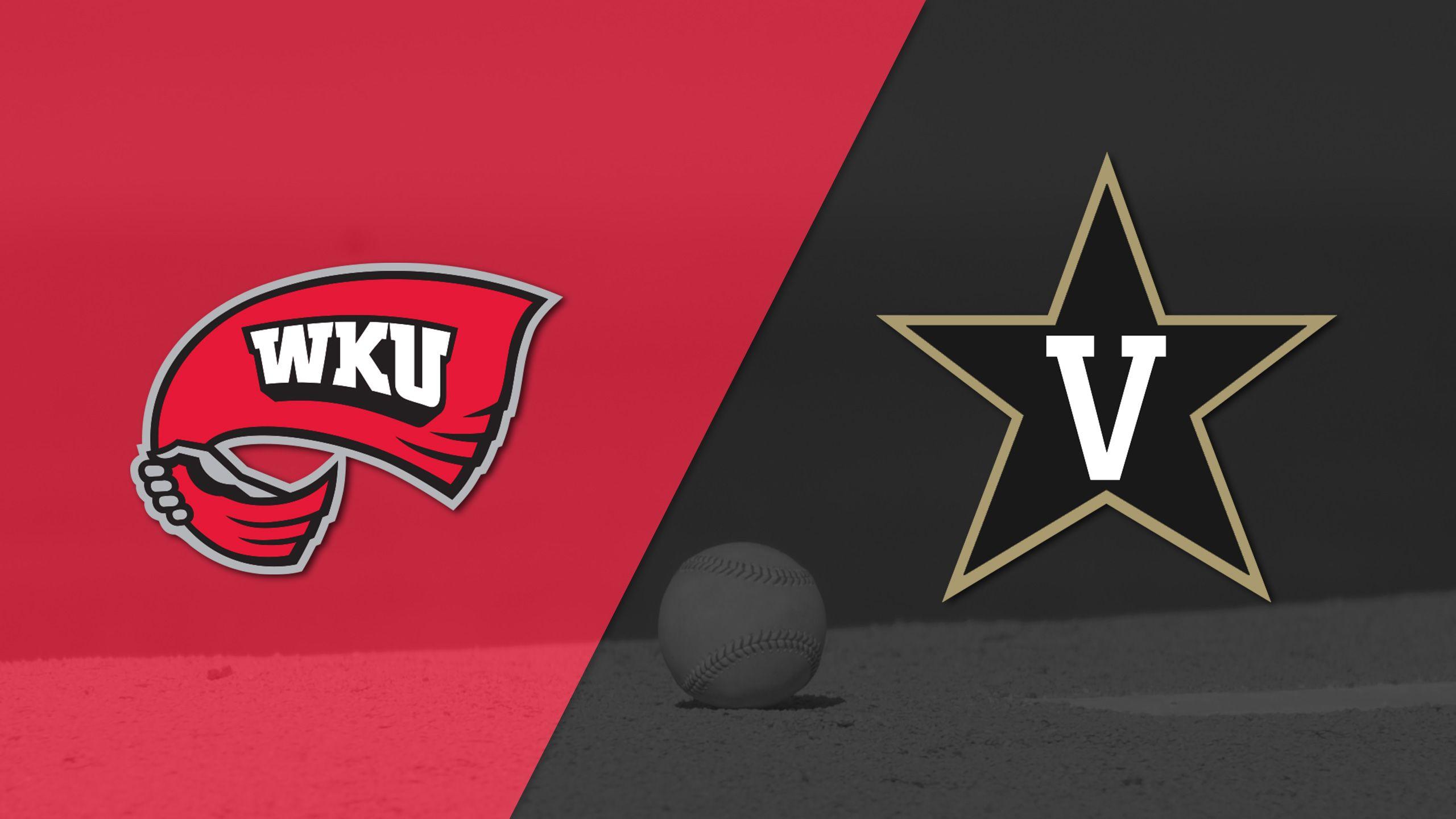 Western Kentucky vs. #23 Vanderbilt (Baseball)