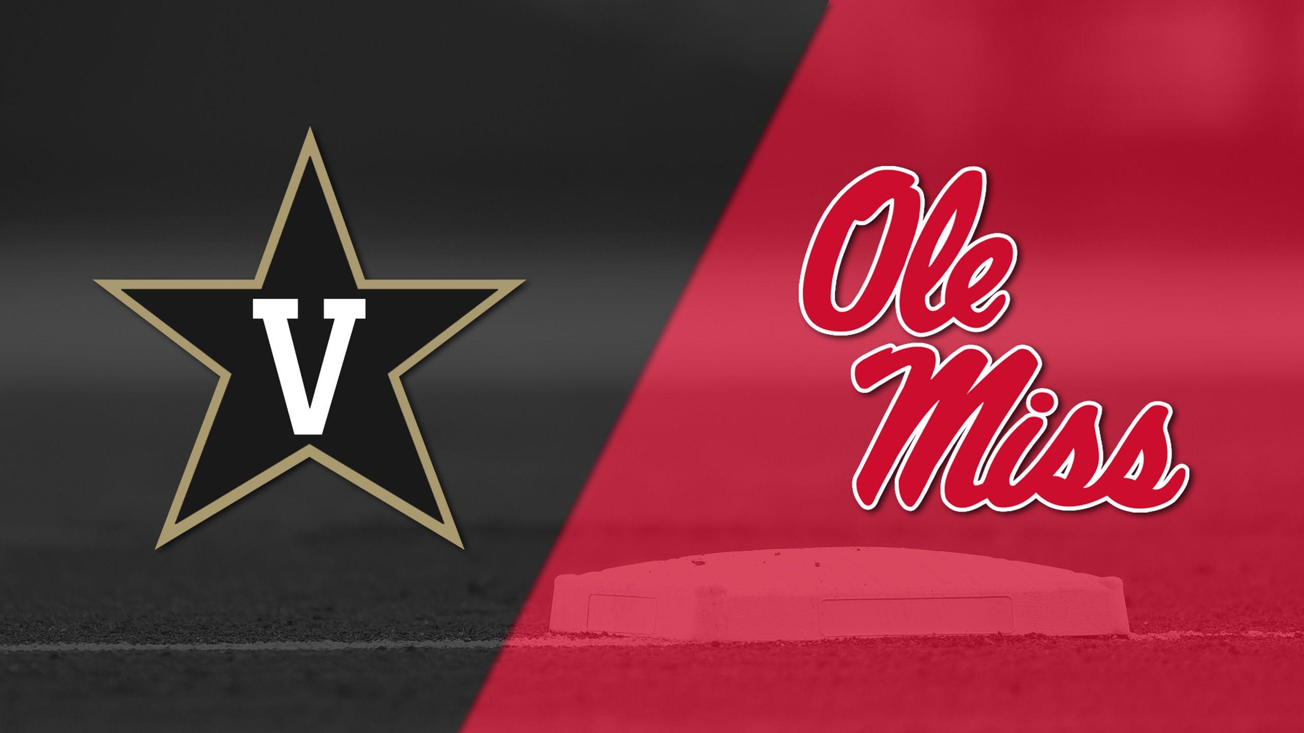 #23 Vanderbilt vs. #19 Ole Miss (Baseball)