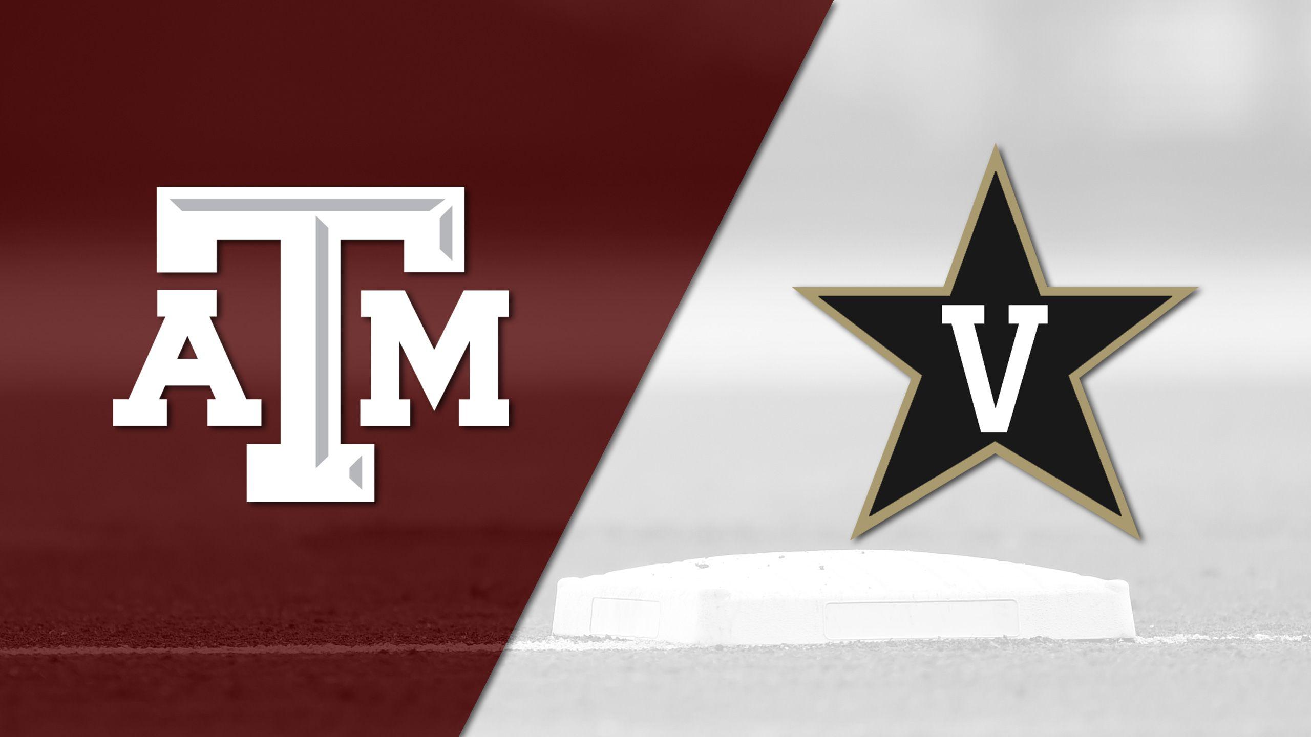 #23 Texas A&M vs. Vanderbilt (Baseball)