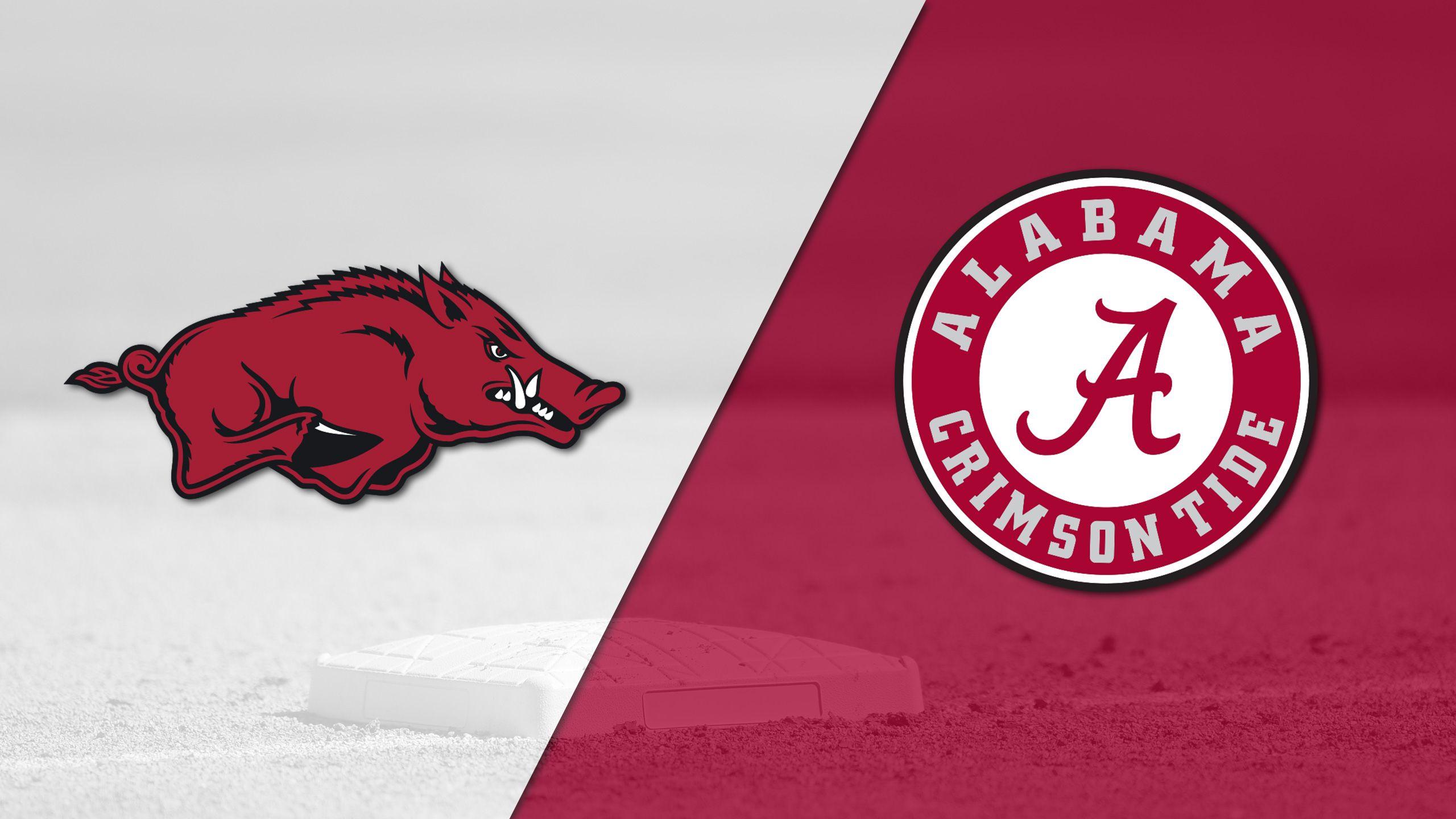#20 Arkansas vs. Alabama (Baseball)