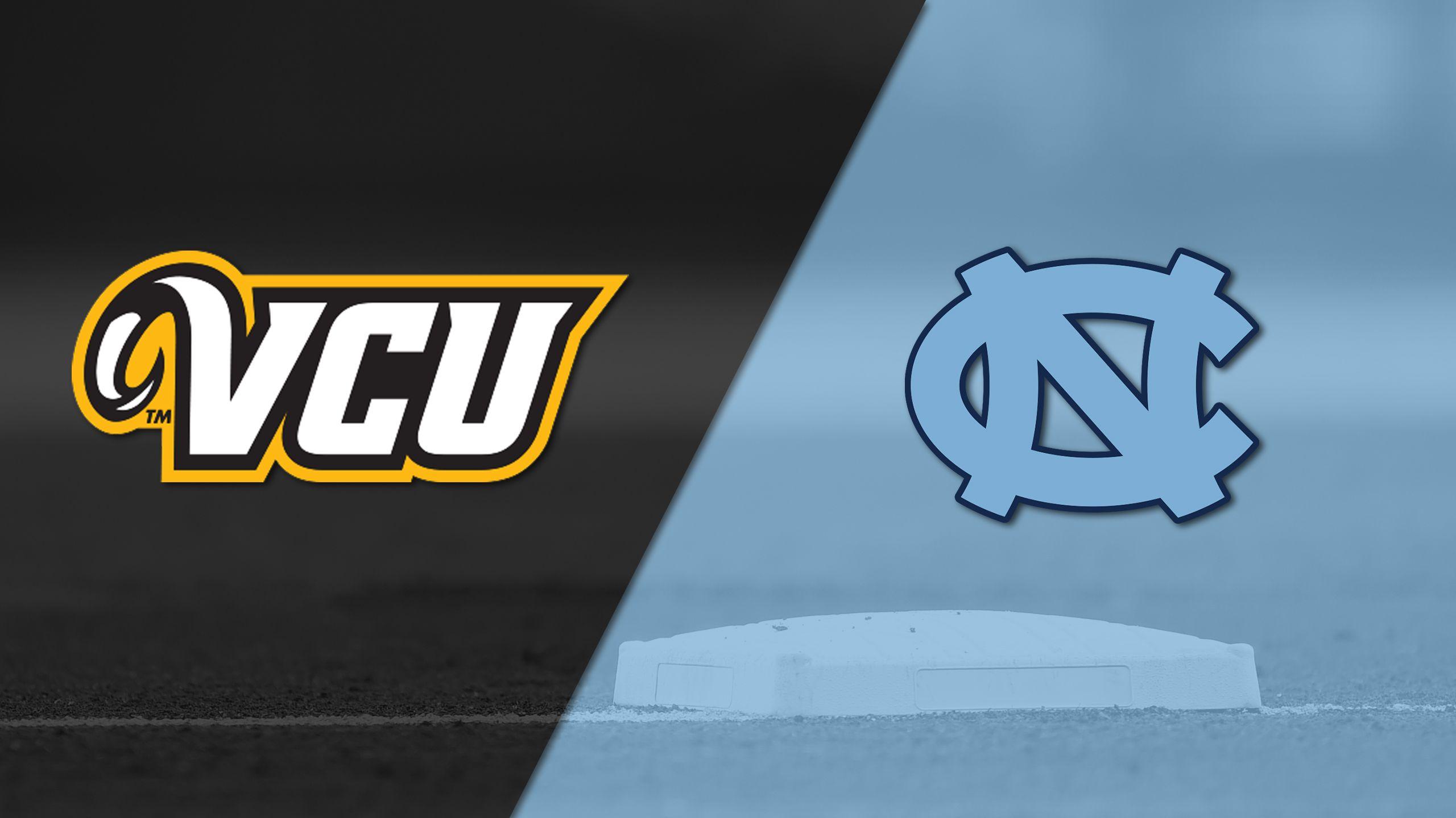 VCU vs. #10 North Carolina (Baseball)
