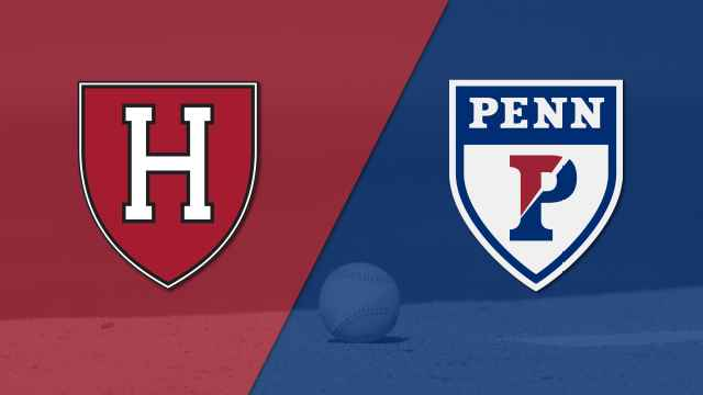 Harvard vs. Pennsylvania (Baseball)