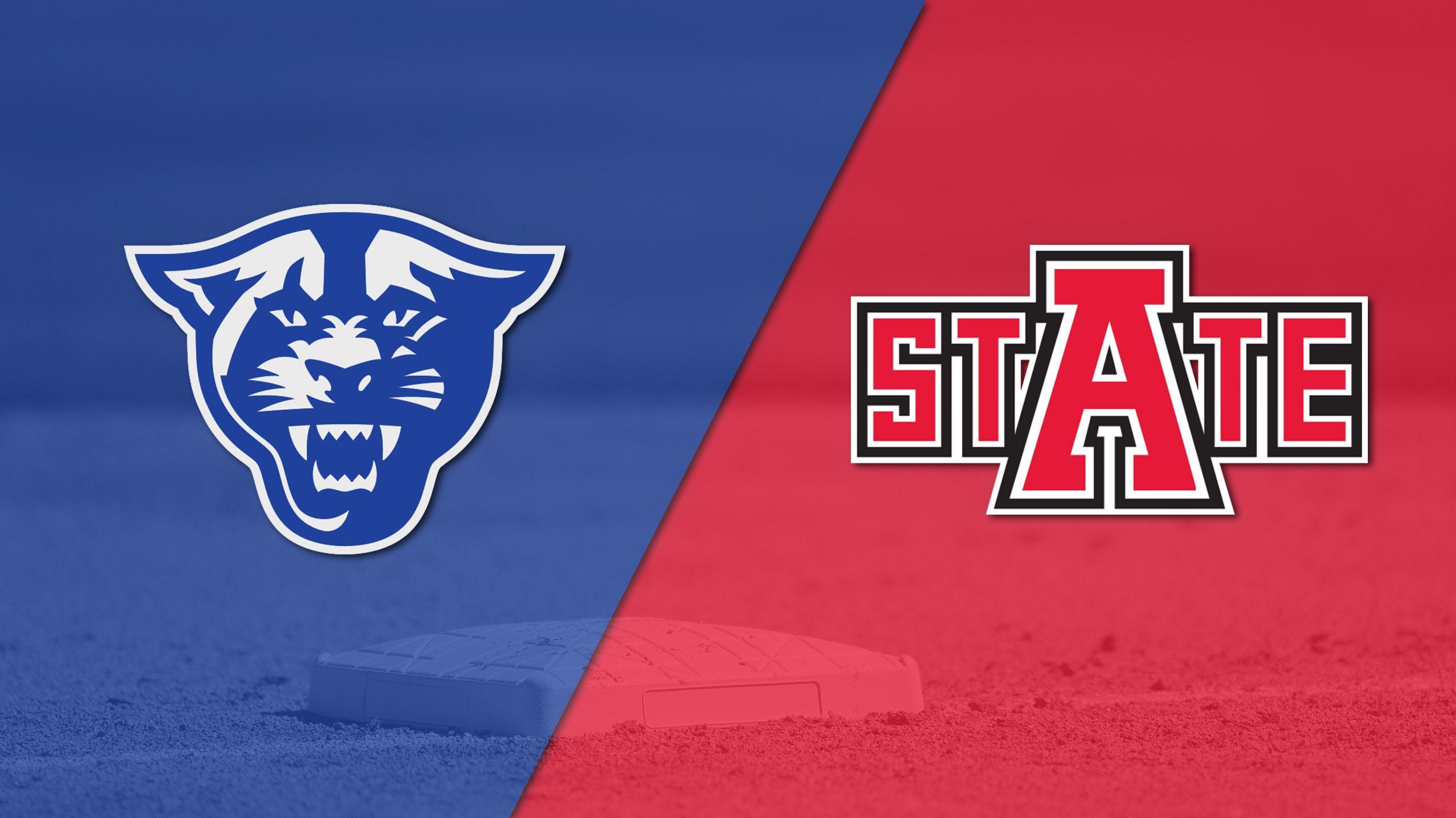 Georgia State vs. Arkansas State (Baseball)