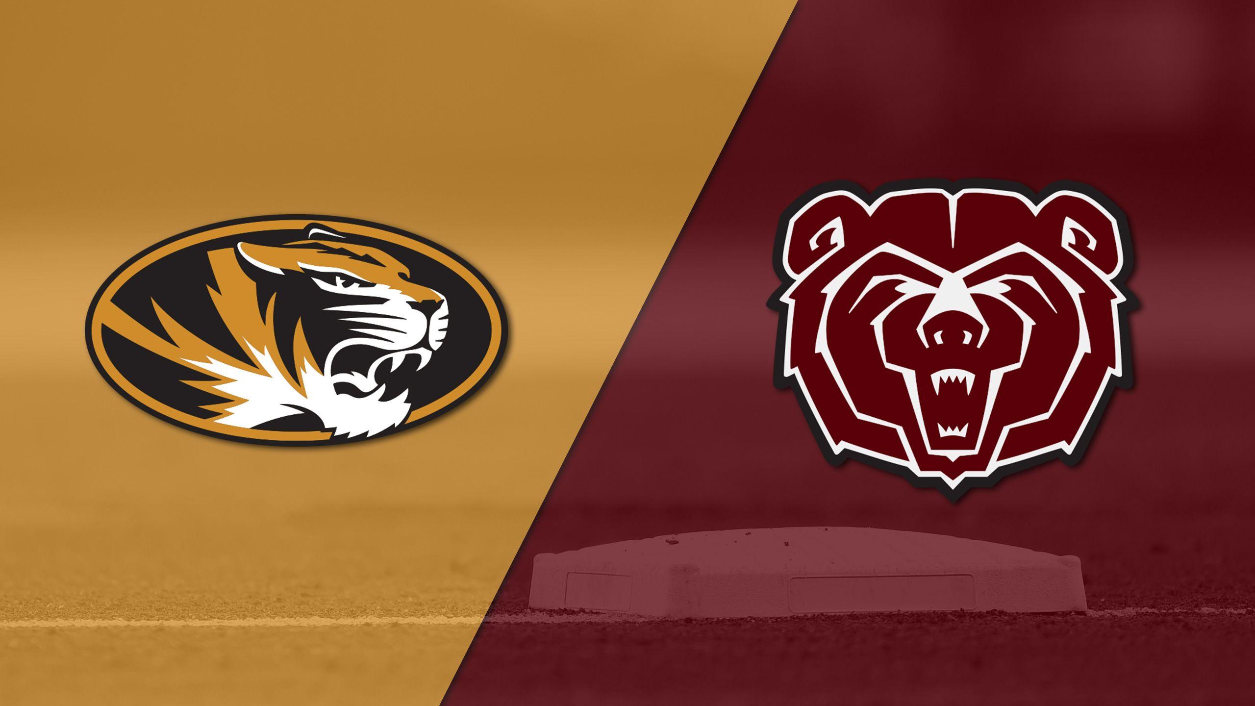 Missouri vs. Missouri State (Baseball)